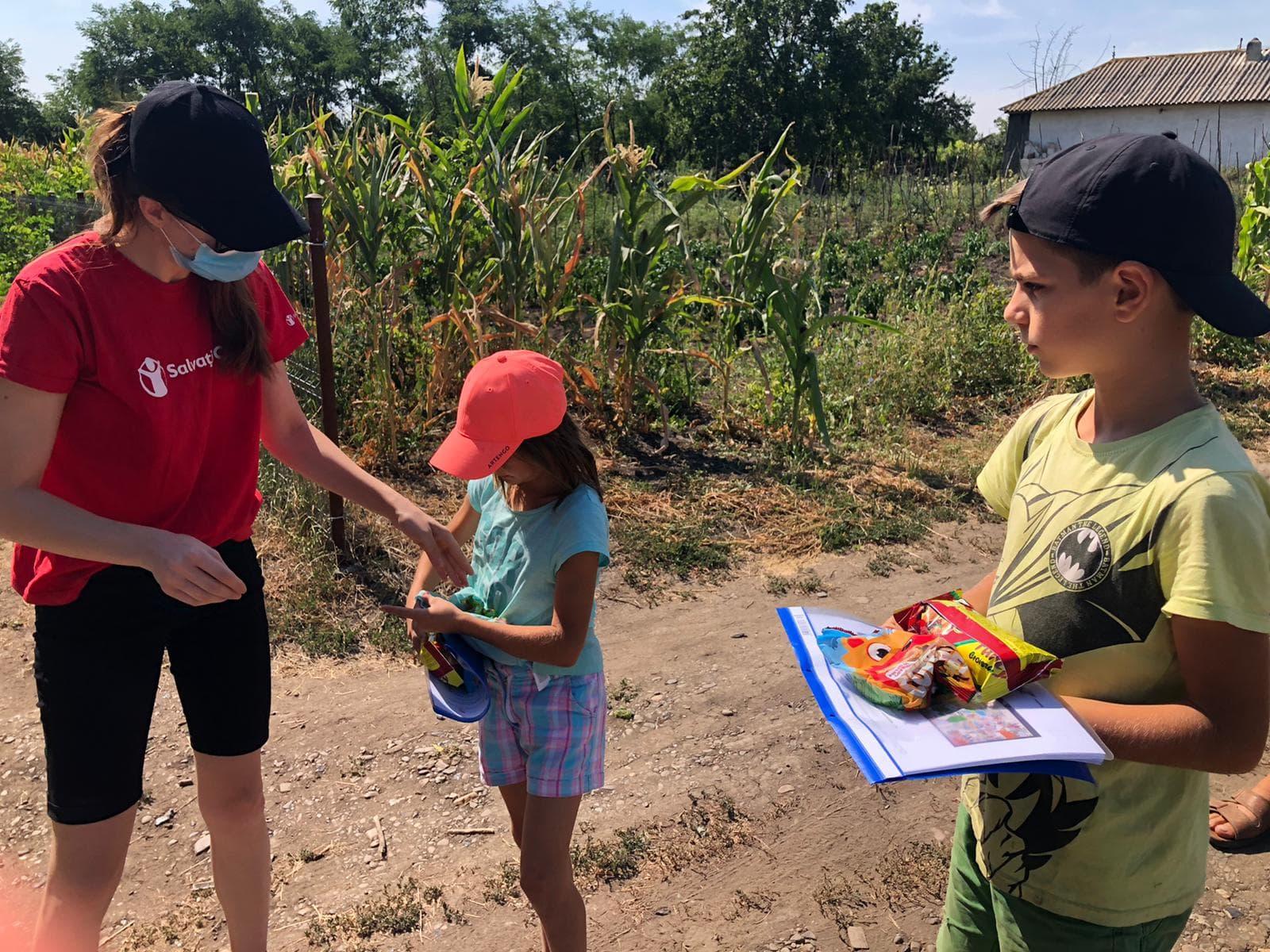 Susținerea participării la educaţia de bază pentru copiii defavorizaţi