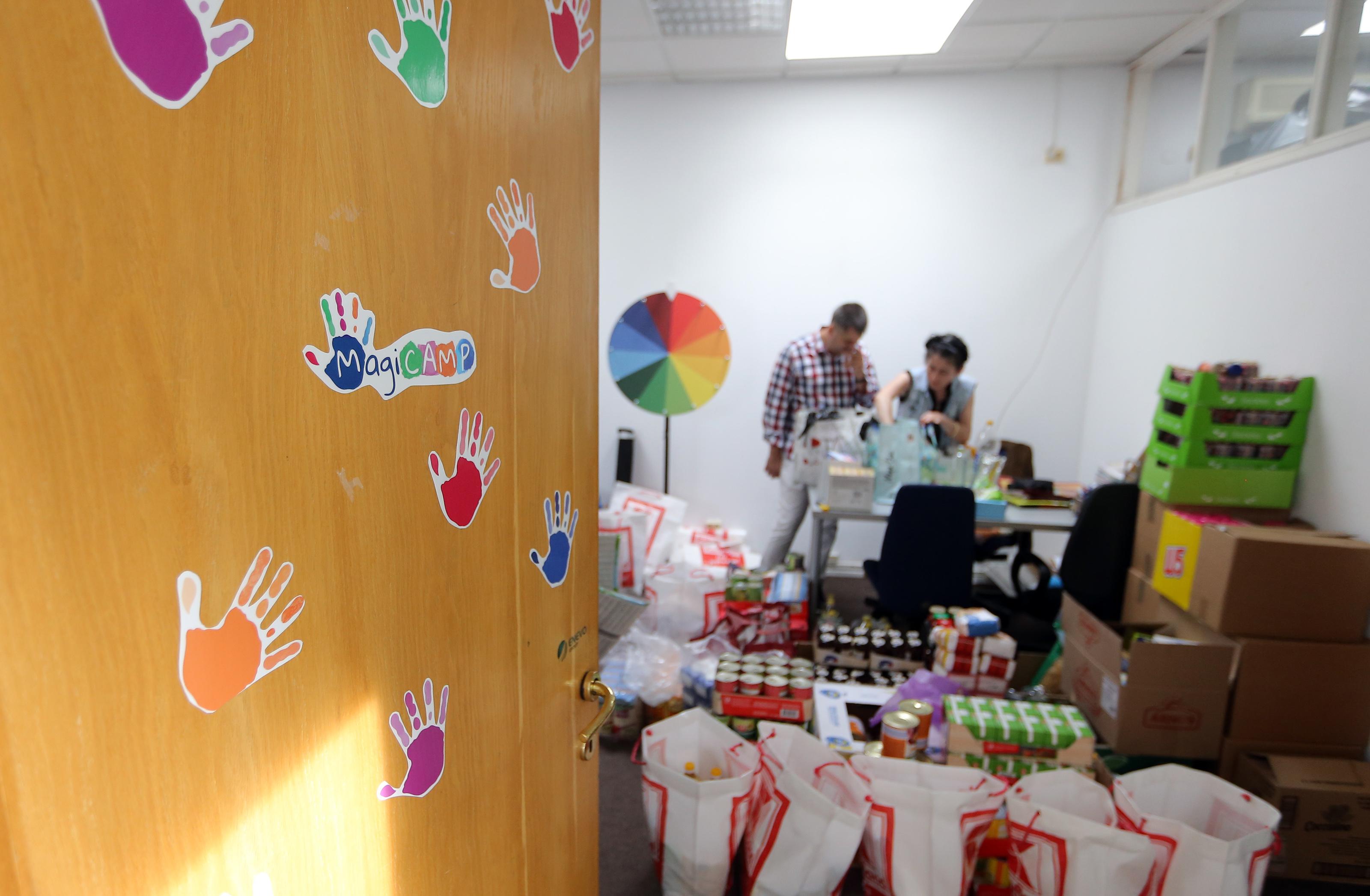 MagicBOX, ajutoare lunare pentru copiii diagnosticati cu cancer