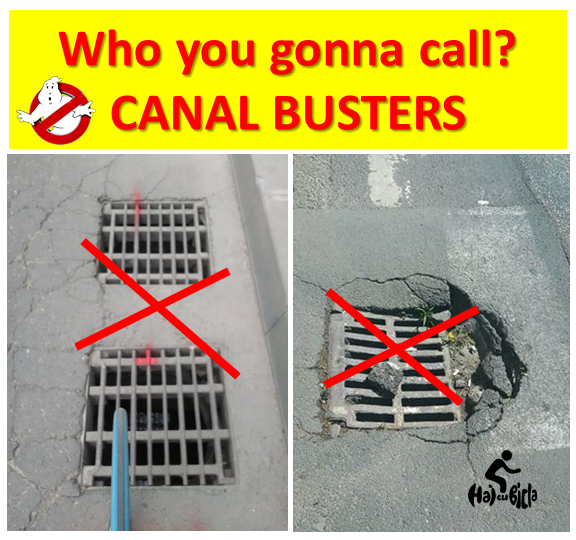 Canal Busters