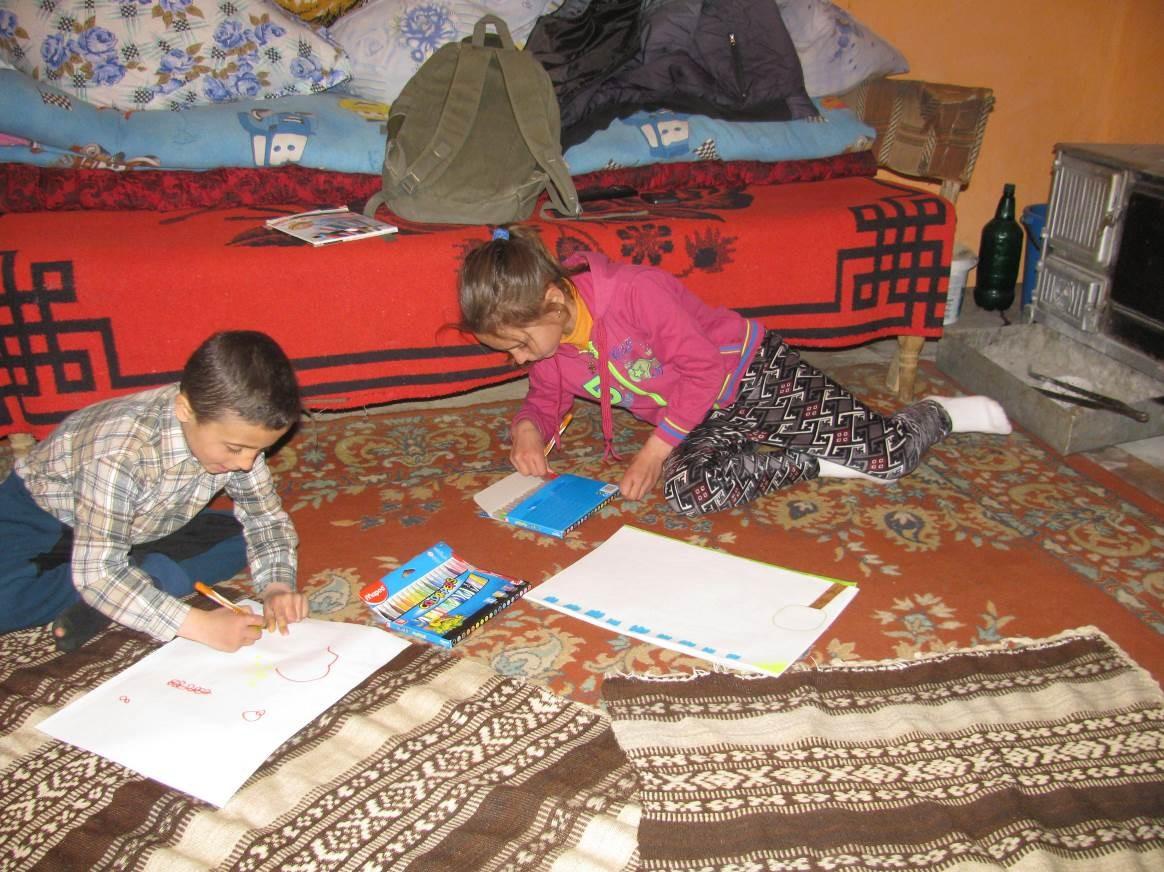 Copii cu parinti detinuti - copiii invizibili