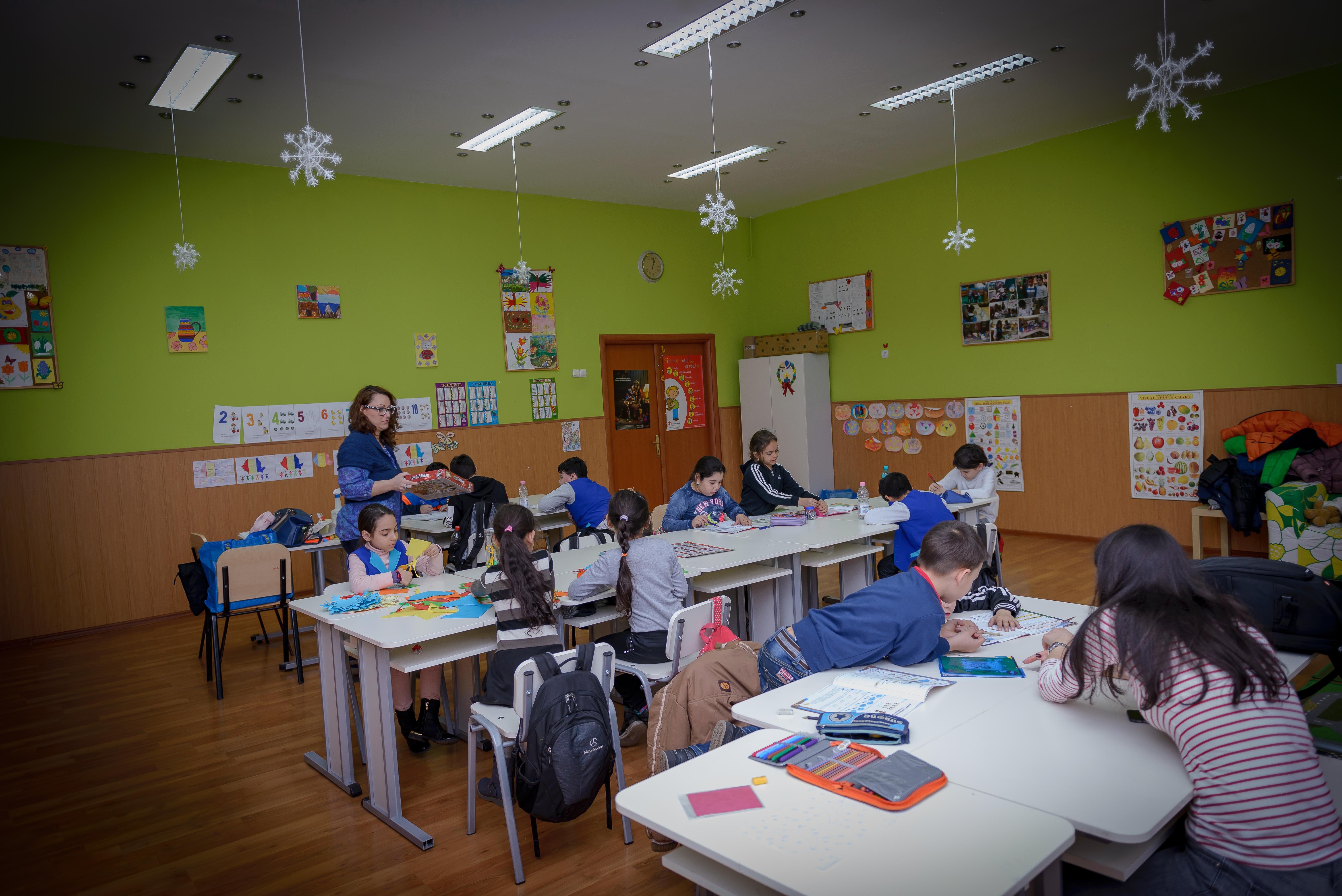 Protectie si educatie pentru copiii afectati de migratia pentru munca in strainatate a parintilor
