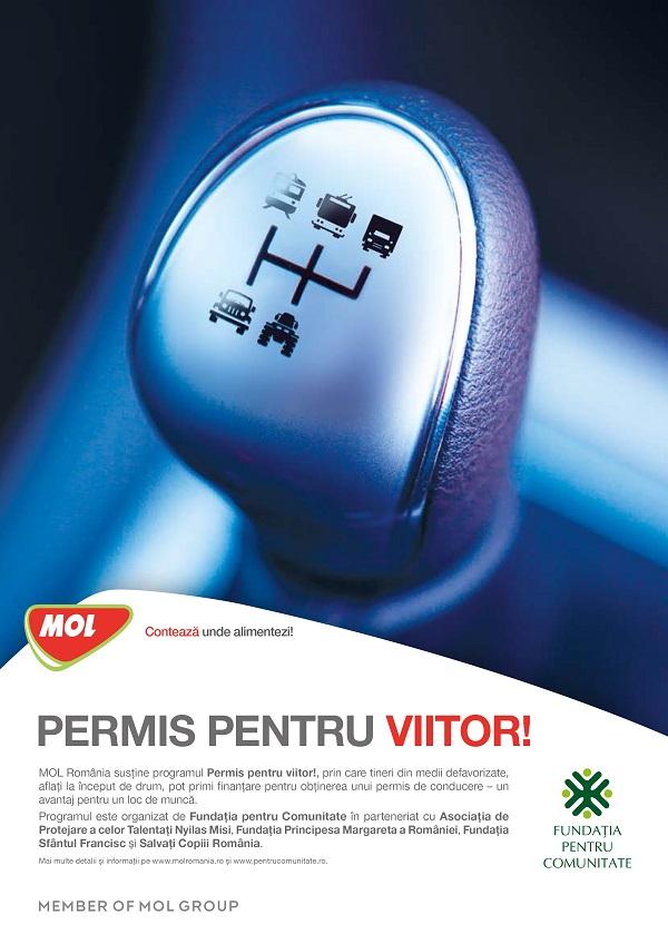Programul MOL Permis pentru viitor