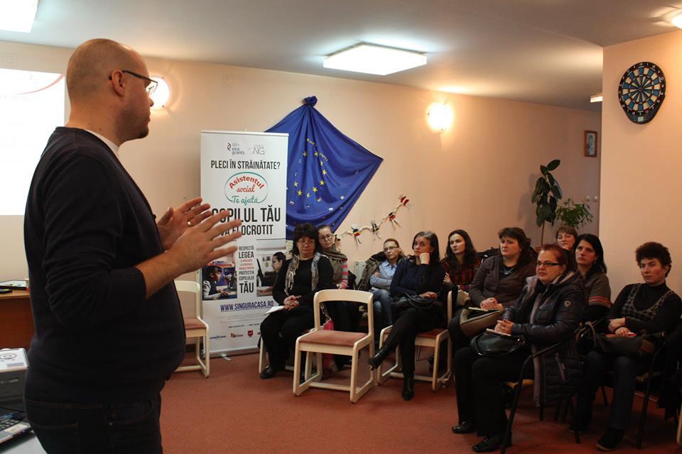 Consolidarea rolului ONG în dezvoltarea de servicii sociale
