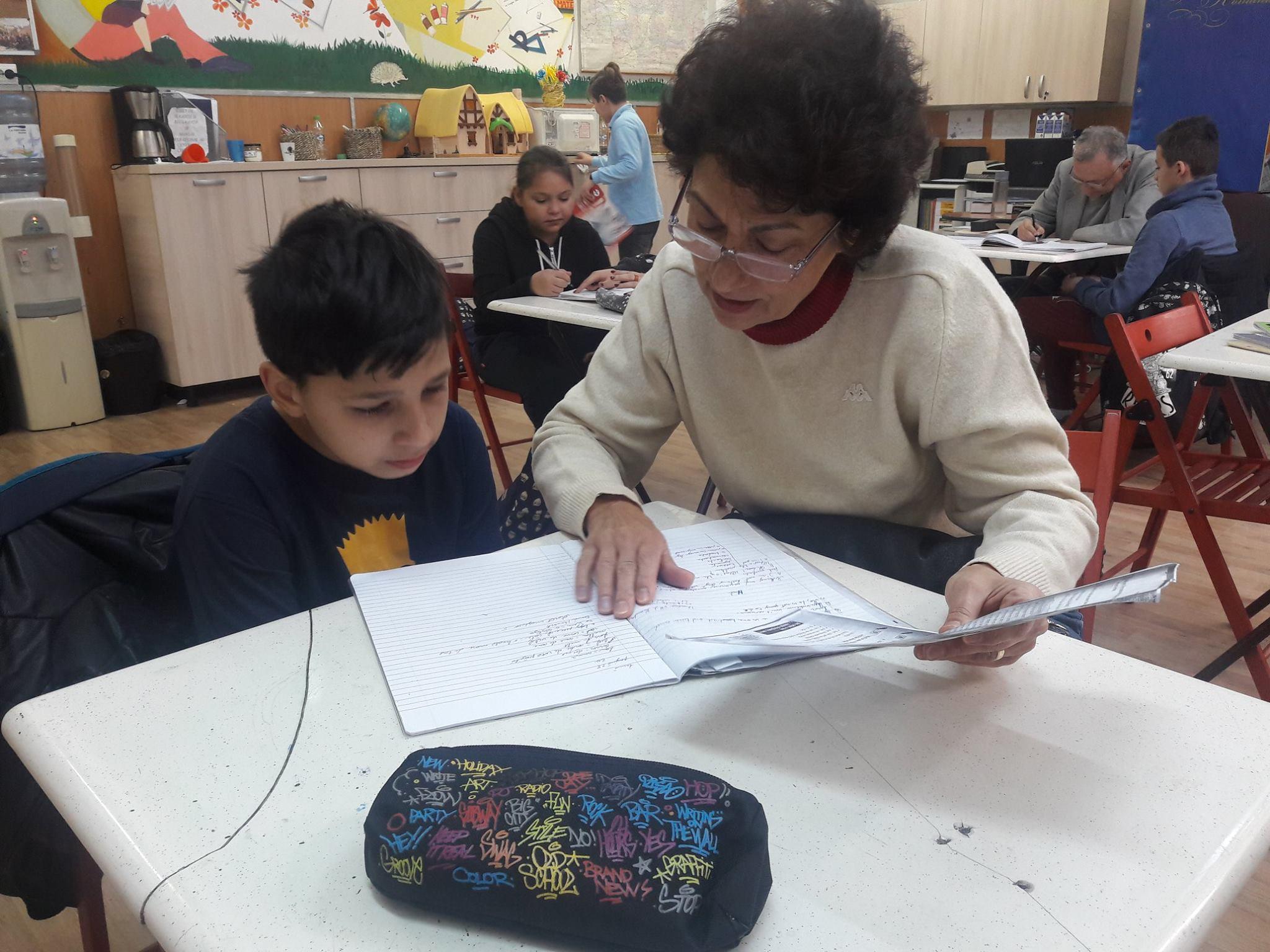 Centrul Comunitar Generatii - Afterschool