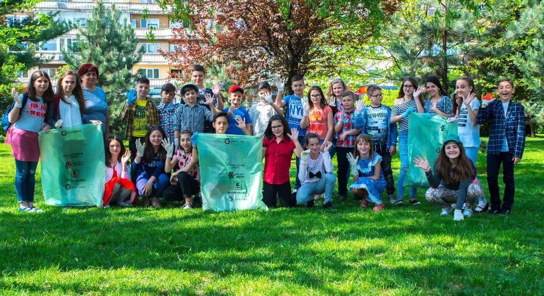 Let's Get Green! – cea mai ampla campanie nationala de educatie ecologica
