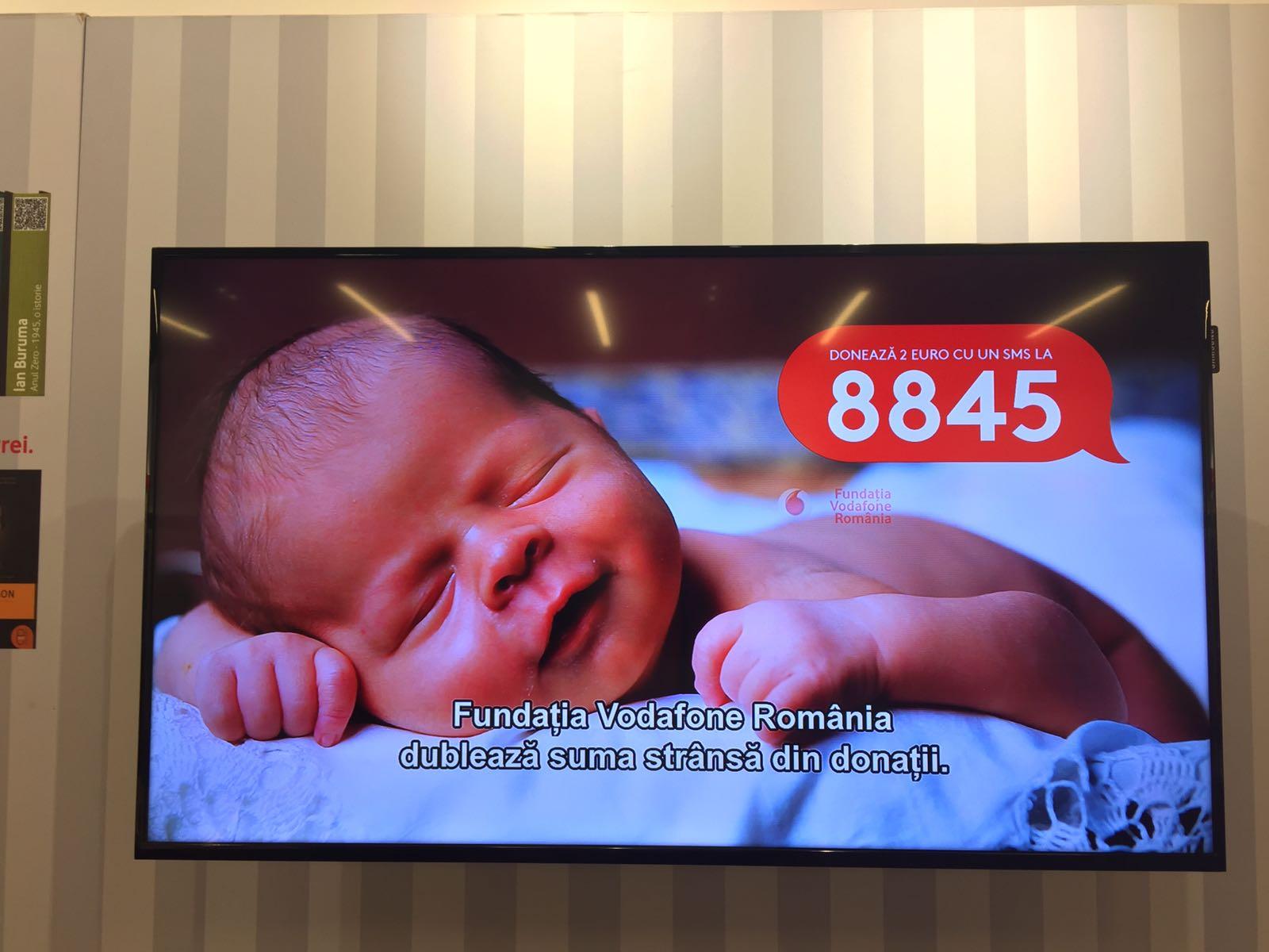 Campanie de comunicare pentru proiectul de modernizare a Sectiei de terapie intensiva nou-nascuti de la Spitalul Judetean Constanta