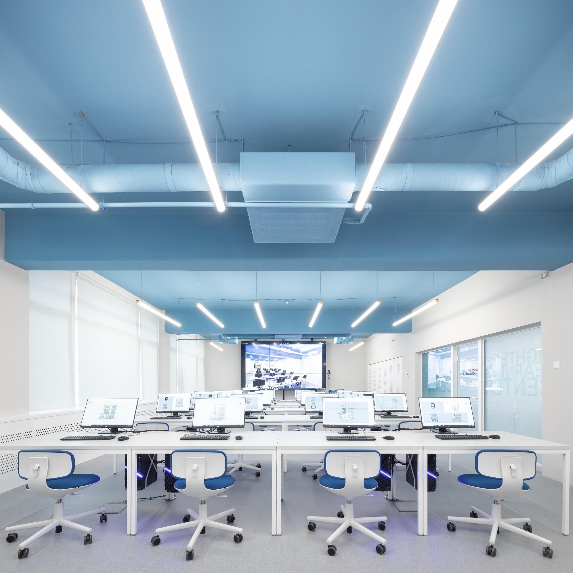 Primul centru Hi-Tech destinat viitorilor arhitecți