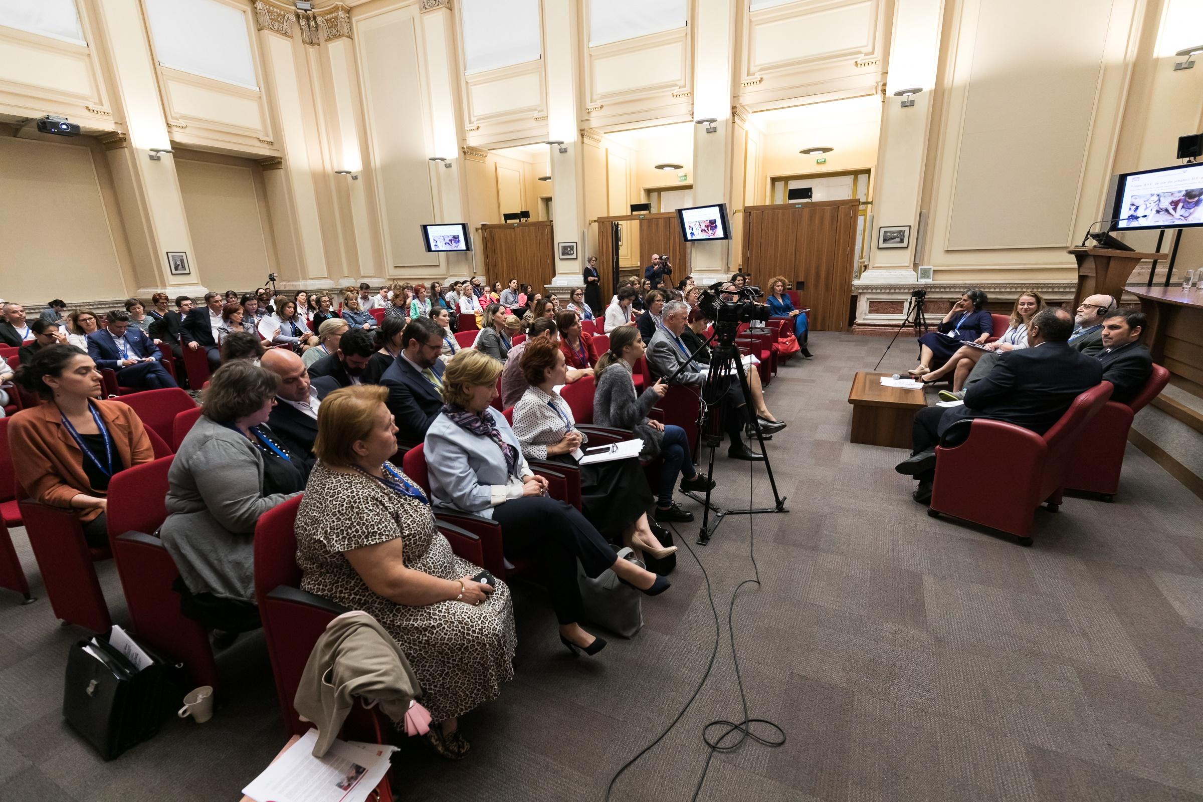 Proiectul de lege Finantarea normativa a creselor