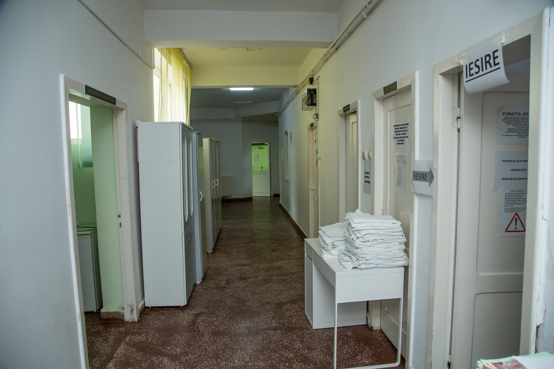 #VremOm - Renovarea secției de pediatrie a Spitalului  Municipal Moreni