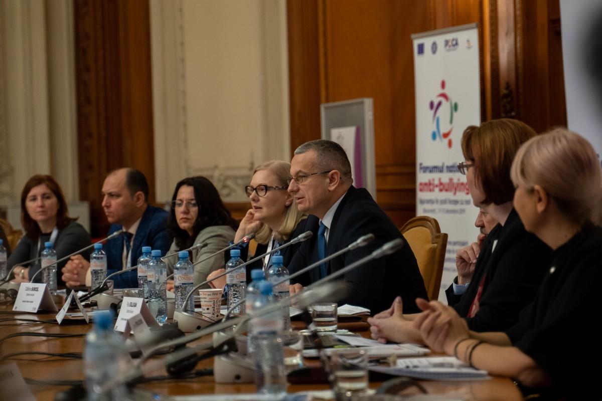 Forumul național anti-bullying