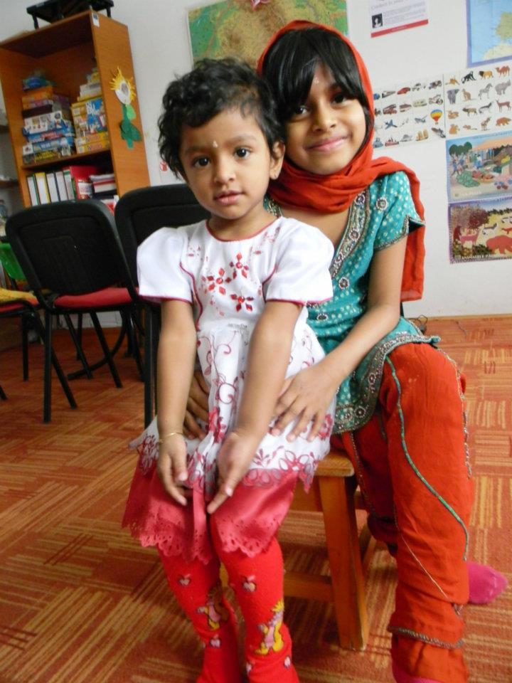 Asistenta copiilor solicitanti de azil si beneficiari ai unei forme de protectie internationala
