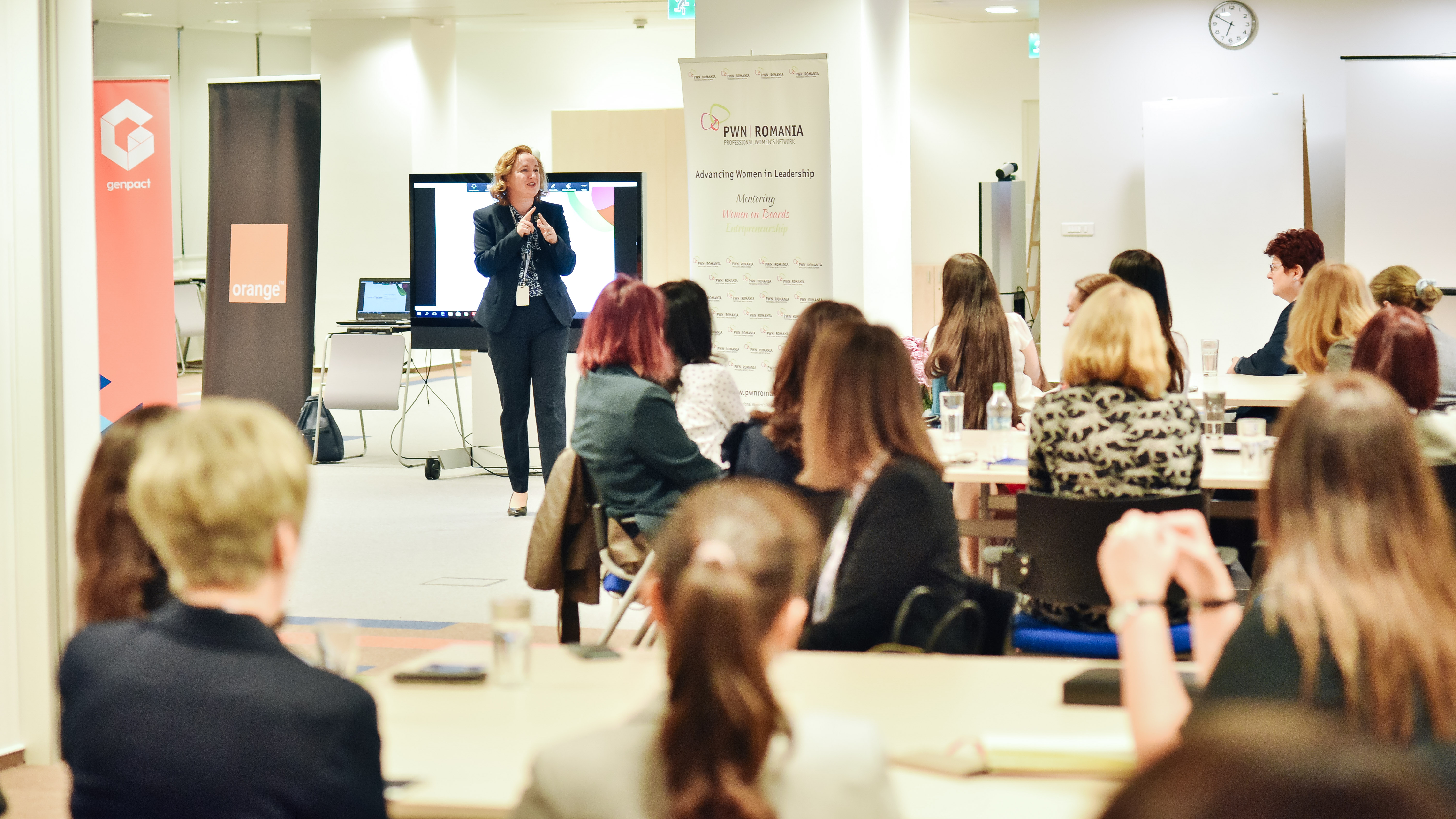 PWN Romania - Mentoring Program