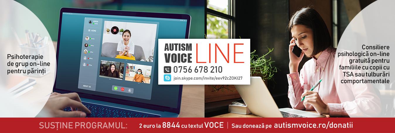 Autism Voice Line