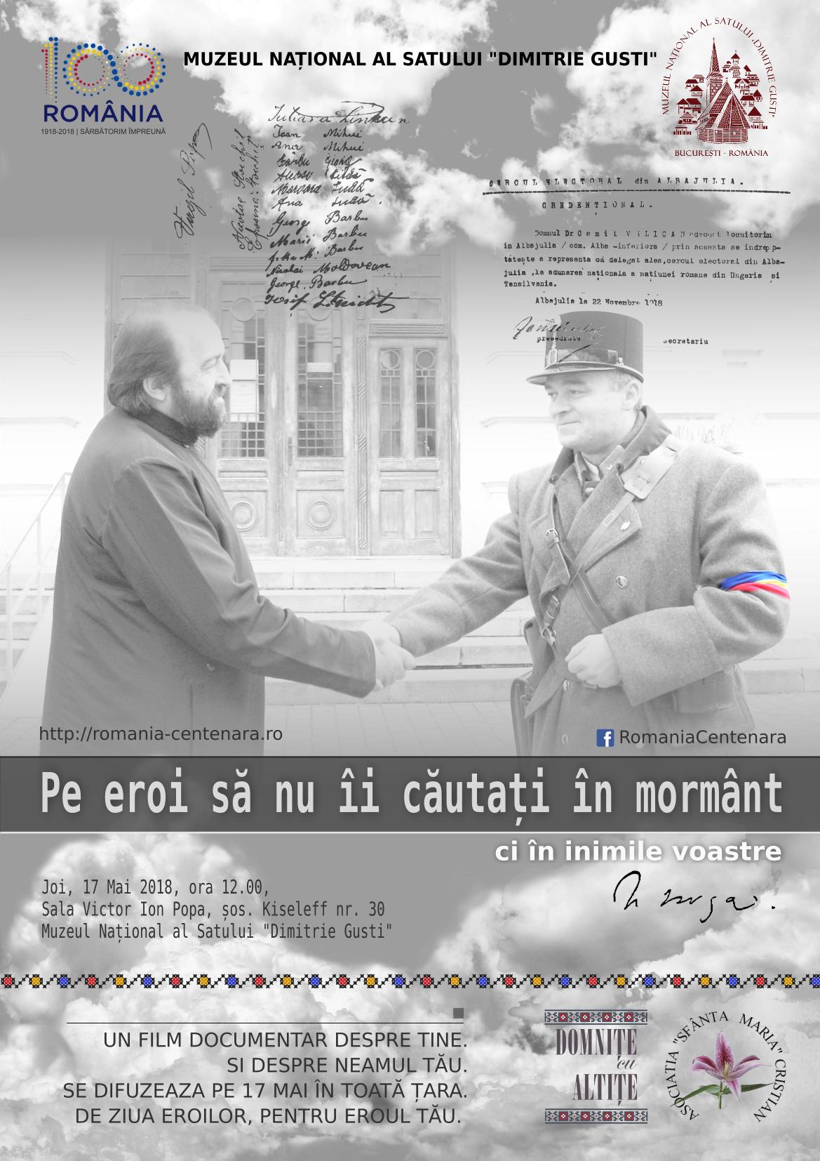 Romania Centenara