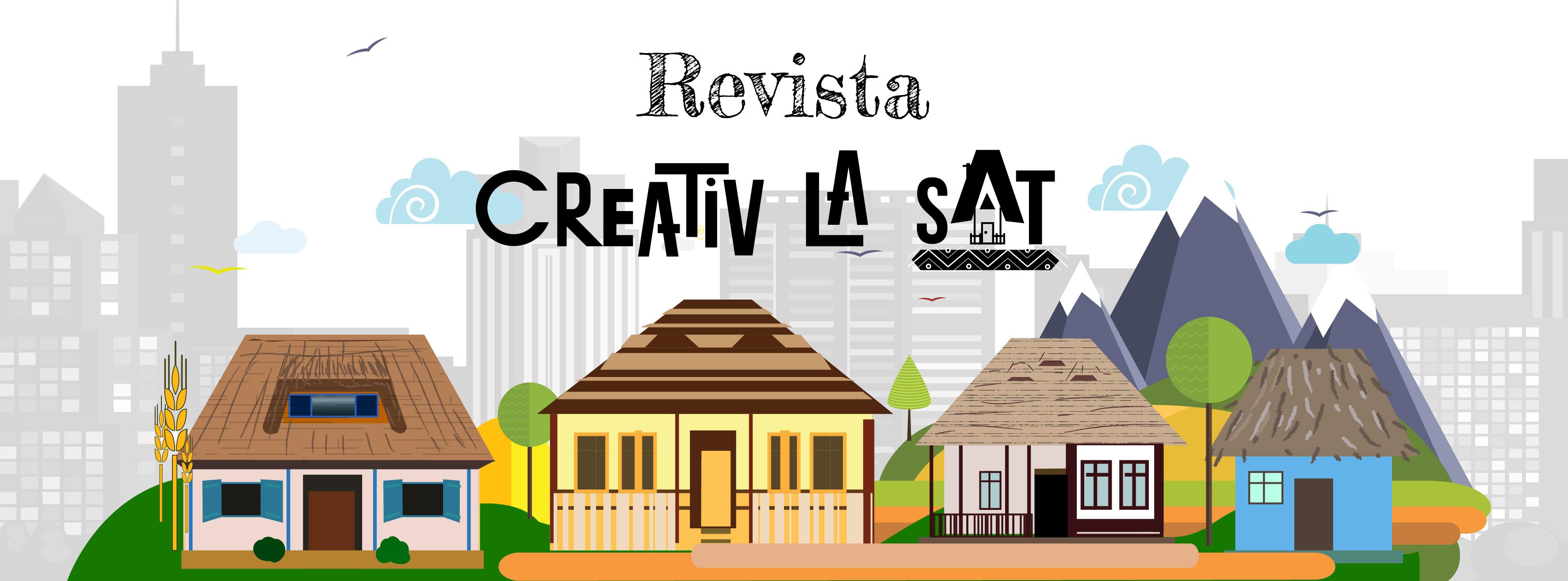 Revista CREATIV LA SAT
