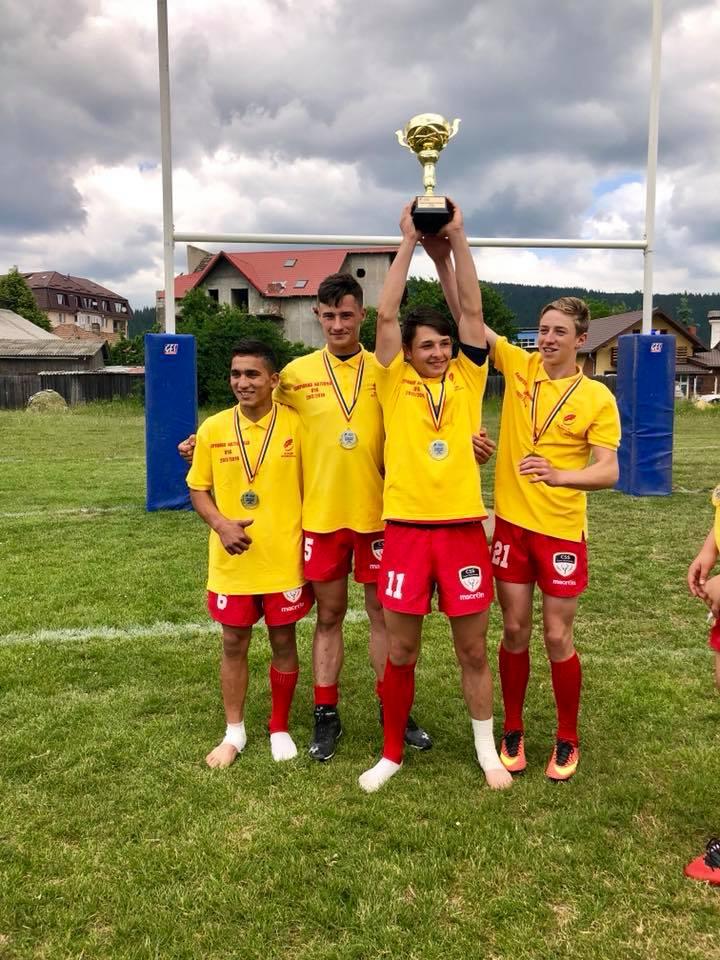 Rugby pentru toti