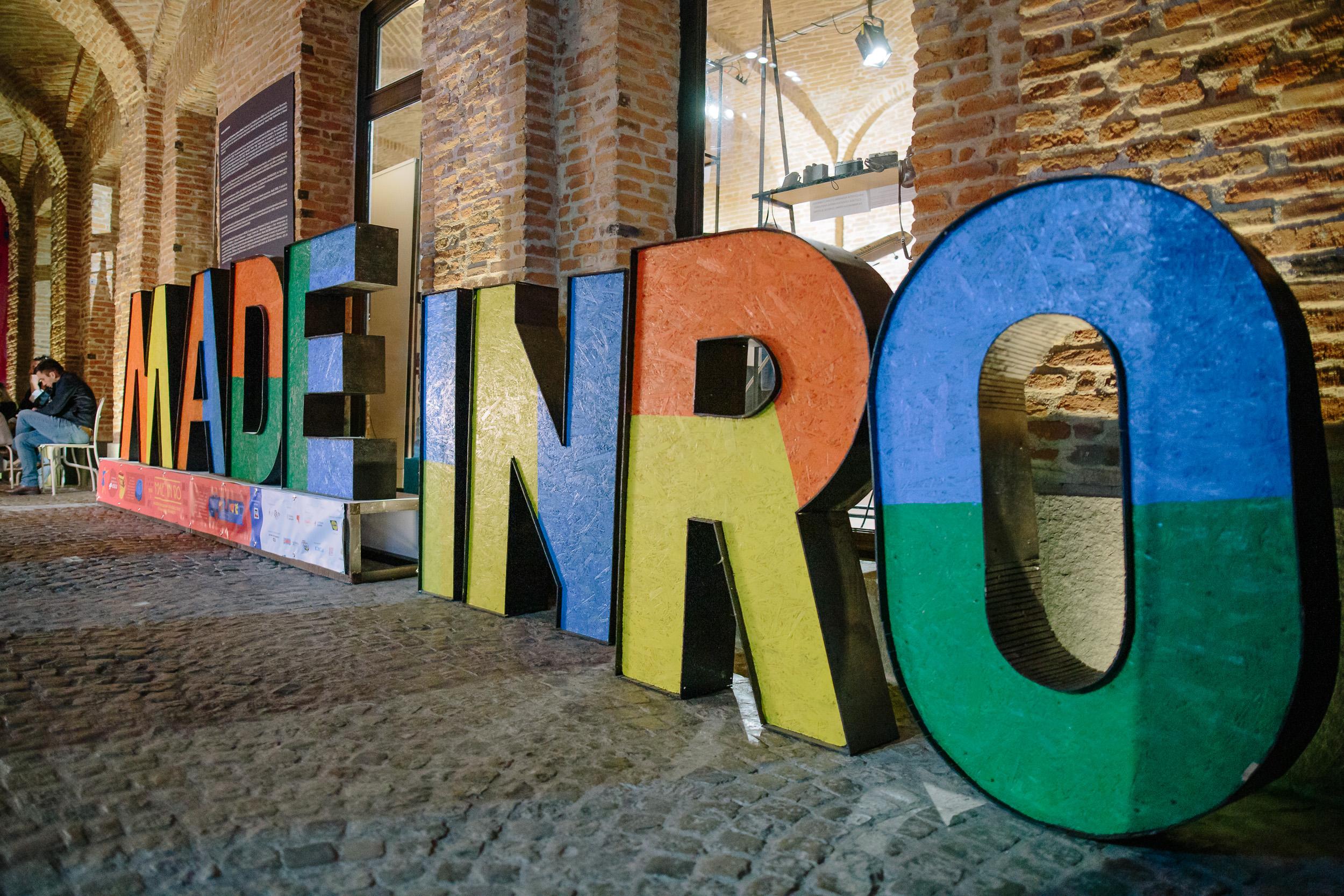 Made in RO: muzeu temporar de publicitate si branduri romanesti