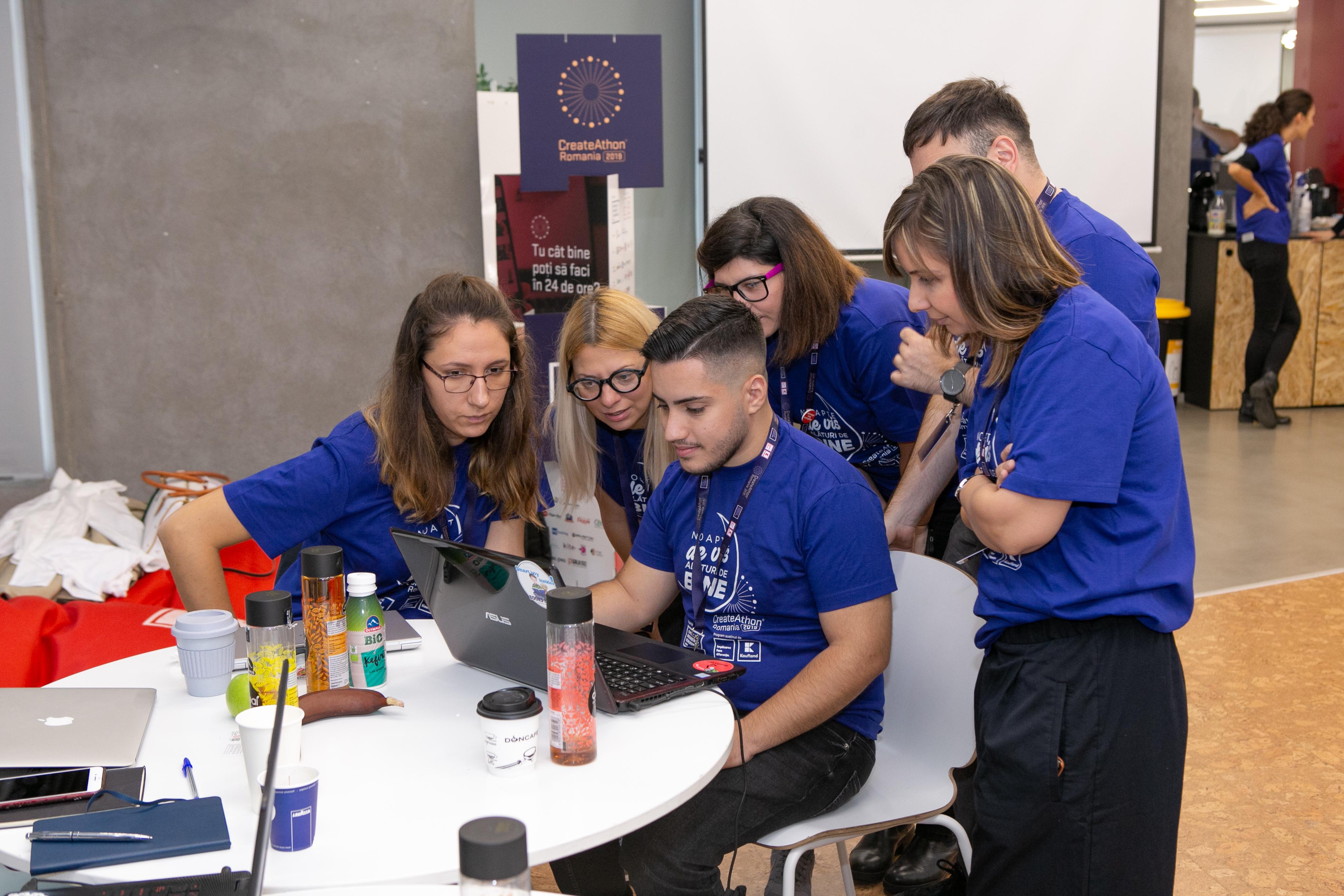 CreateAthon România 2019