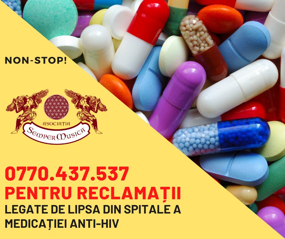 www.tratamentARV.ro - primul site din Romania de raportare a lipsei din spitale a tratamentului anti-HIV