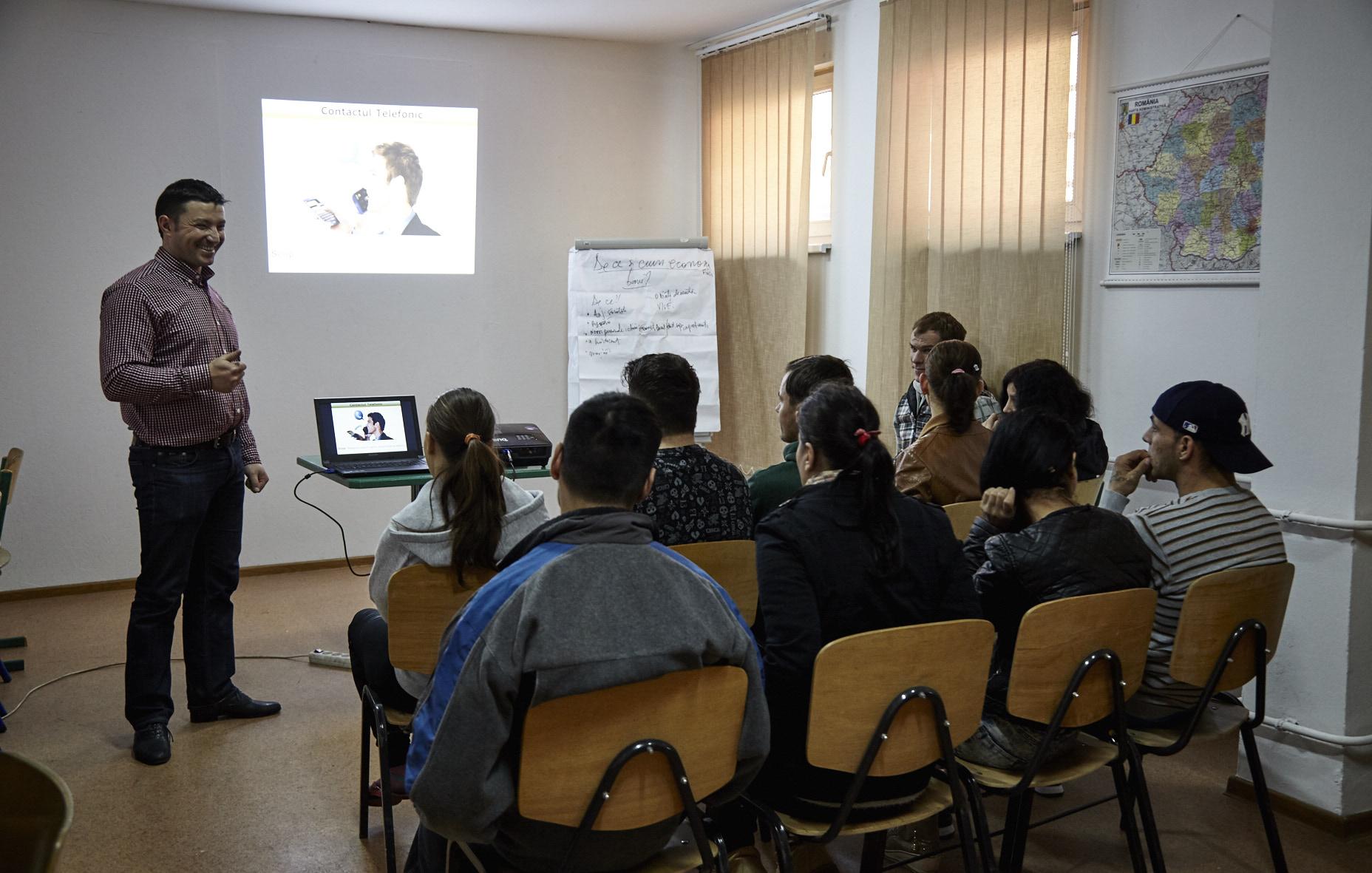 Servicii integrate pentru persoane adulte fara adapost din Bucuresti