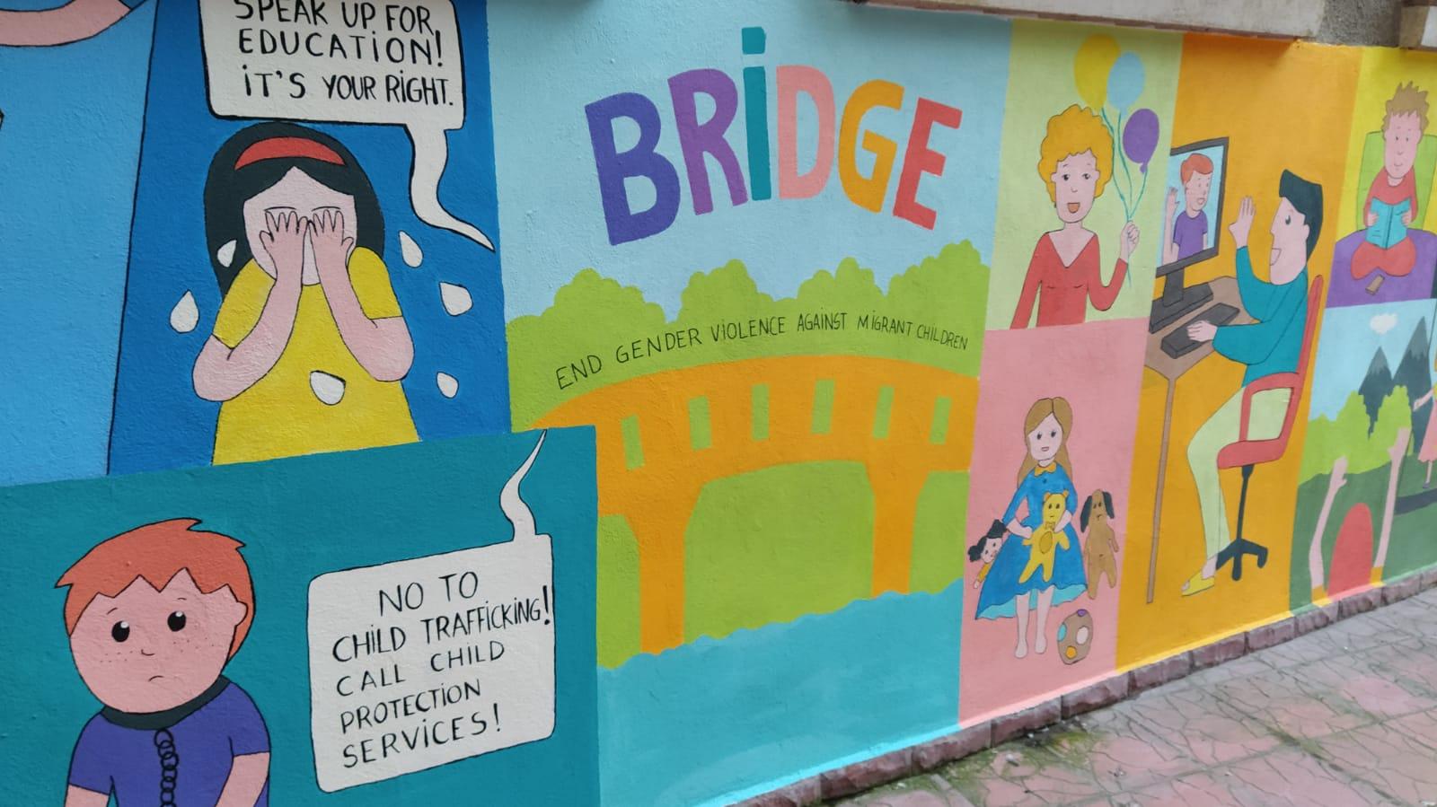 BRIDGE - Soluții și metode inovatoare împotriva violenței de gen