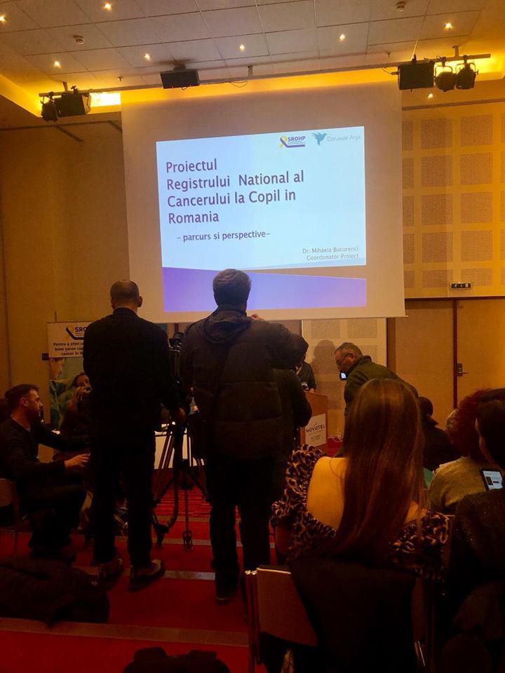 Dezvoltarea Registrului National al Cancerelor la Copil in Romania (RNCCR)
