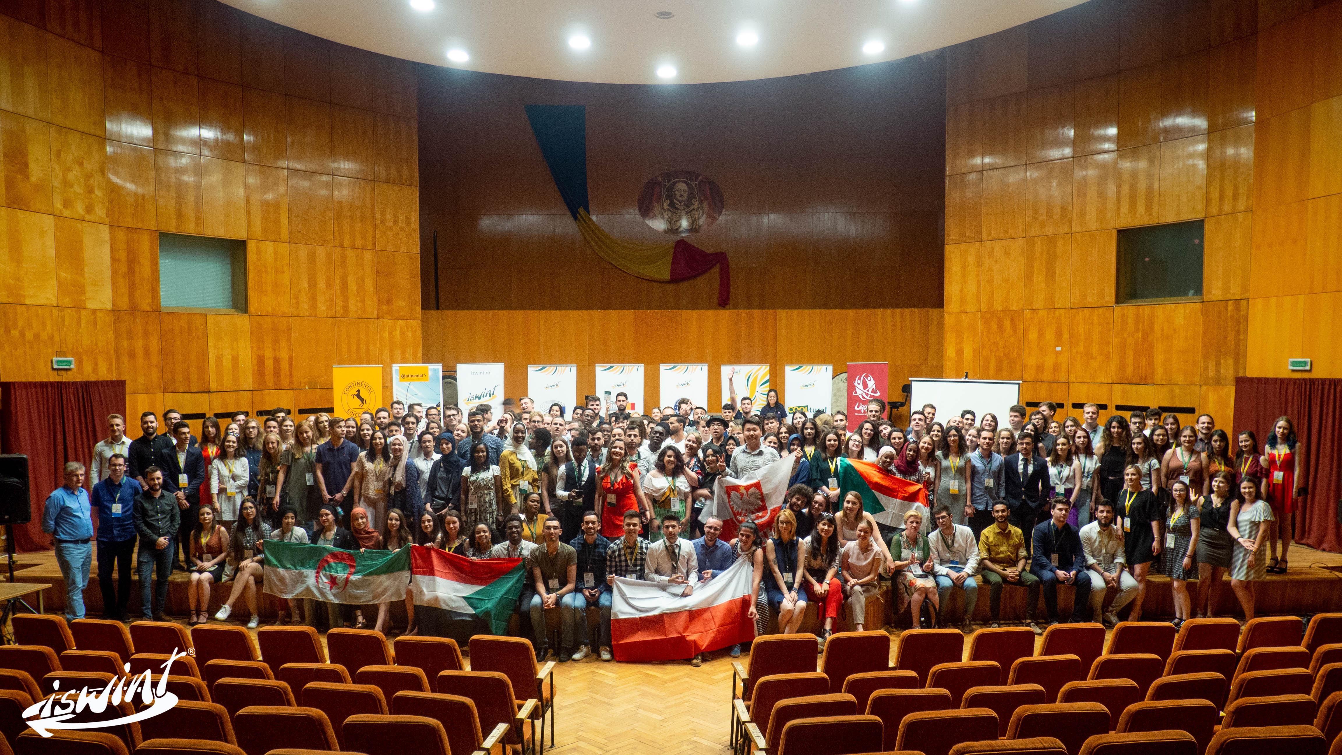 International Student Week in Timisoara - ISWinT