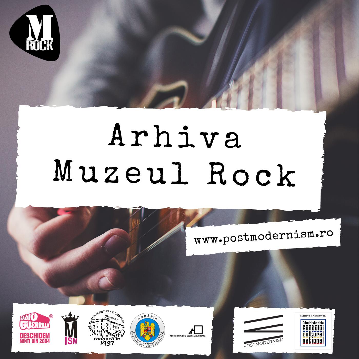 Arhiva Muzeul Rock din România