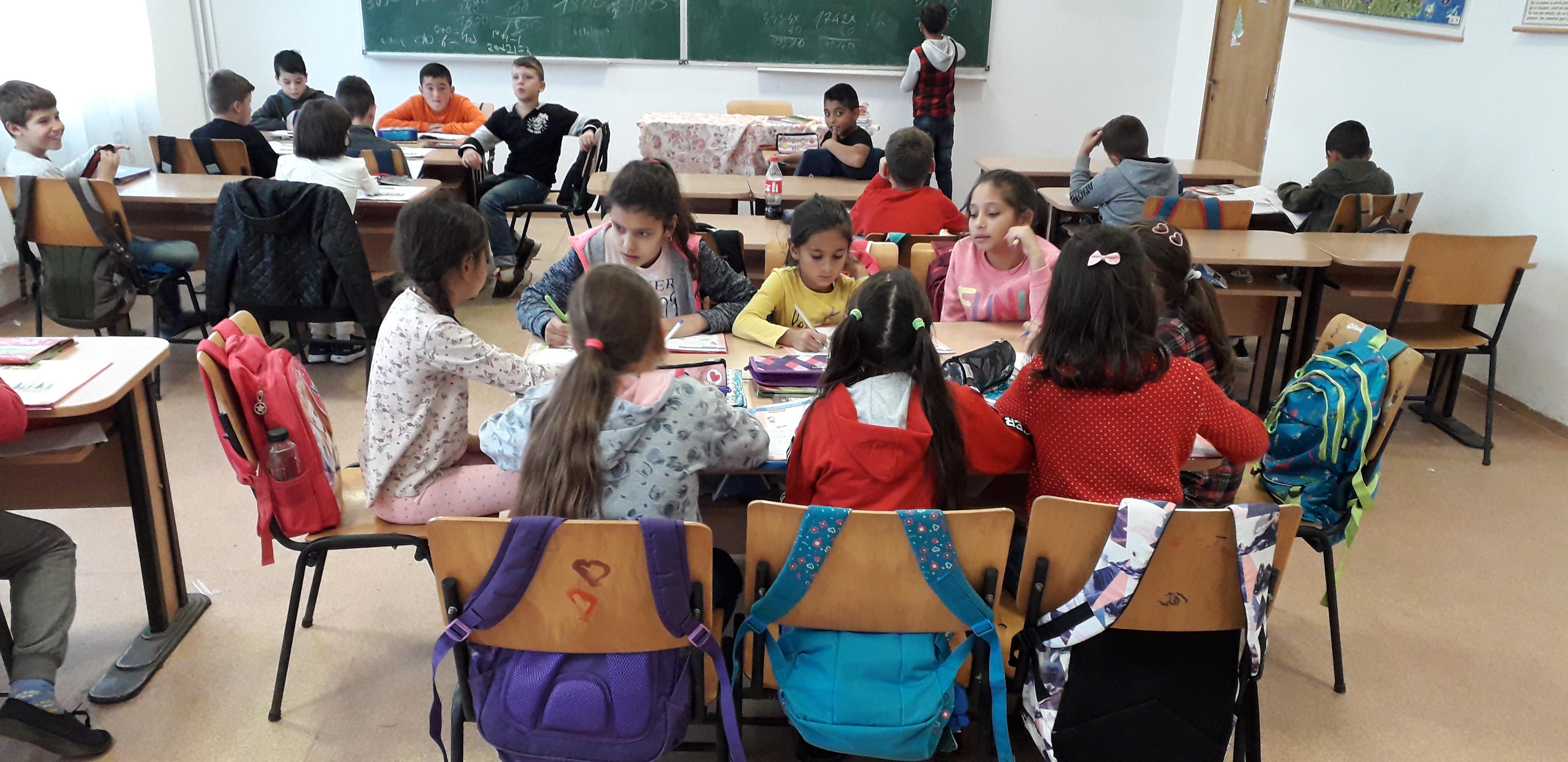 Educatia - centrul schimbarii in comunitate
