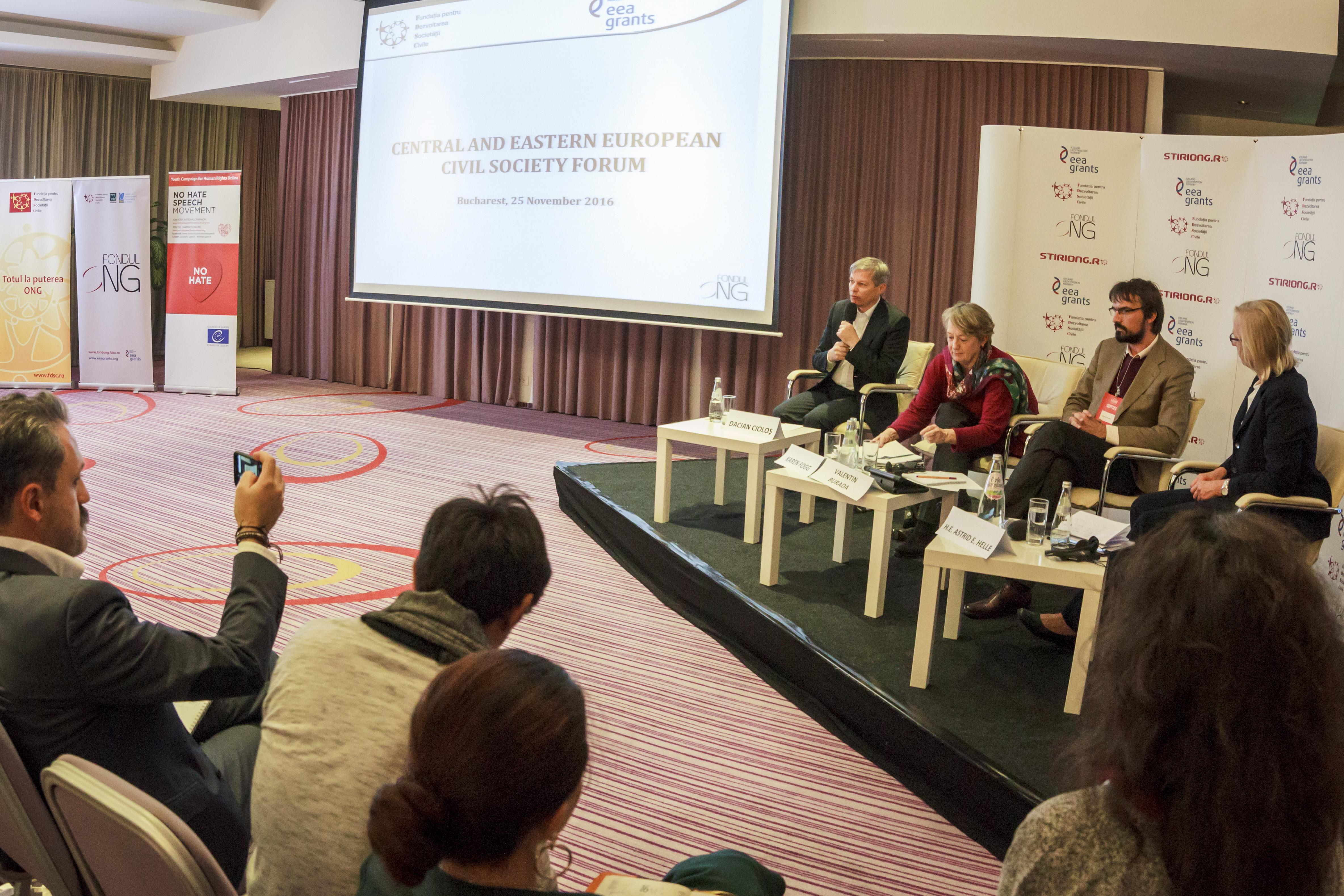 Fondul ONG in Romania