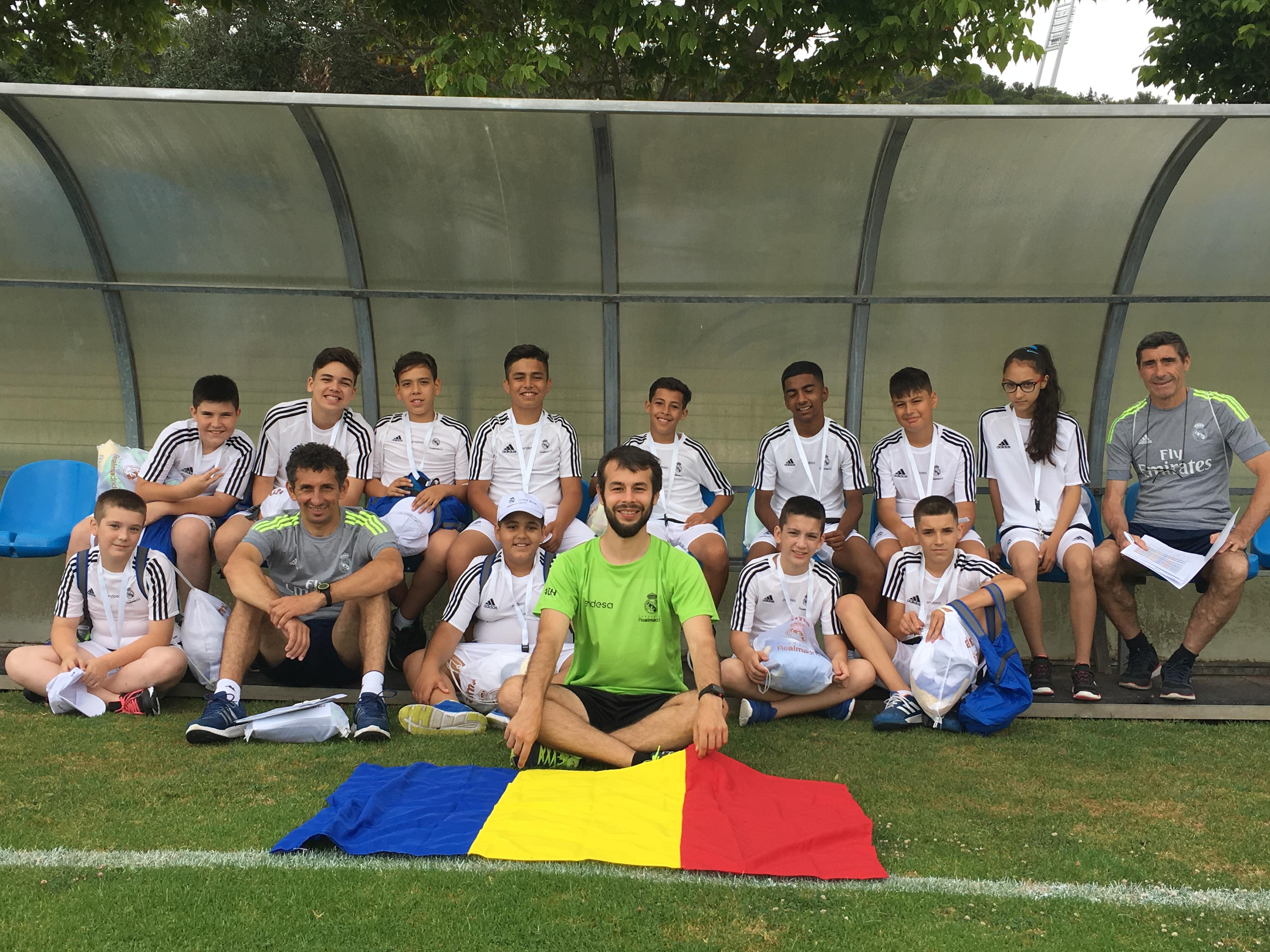 Scoala Sociala Sportiva Fundatia Real Madrid