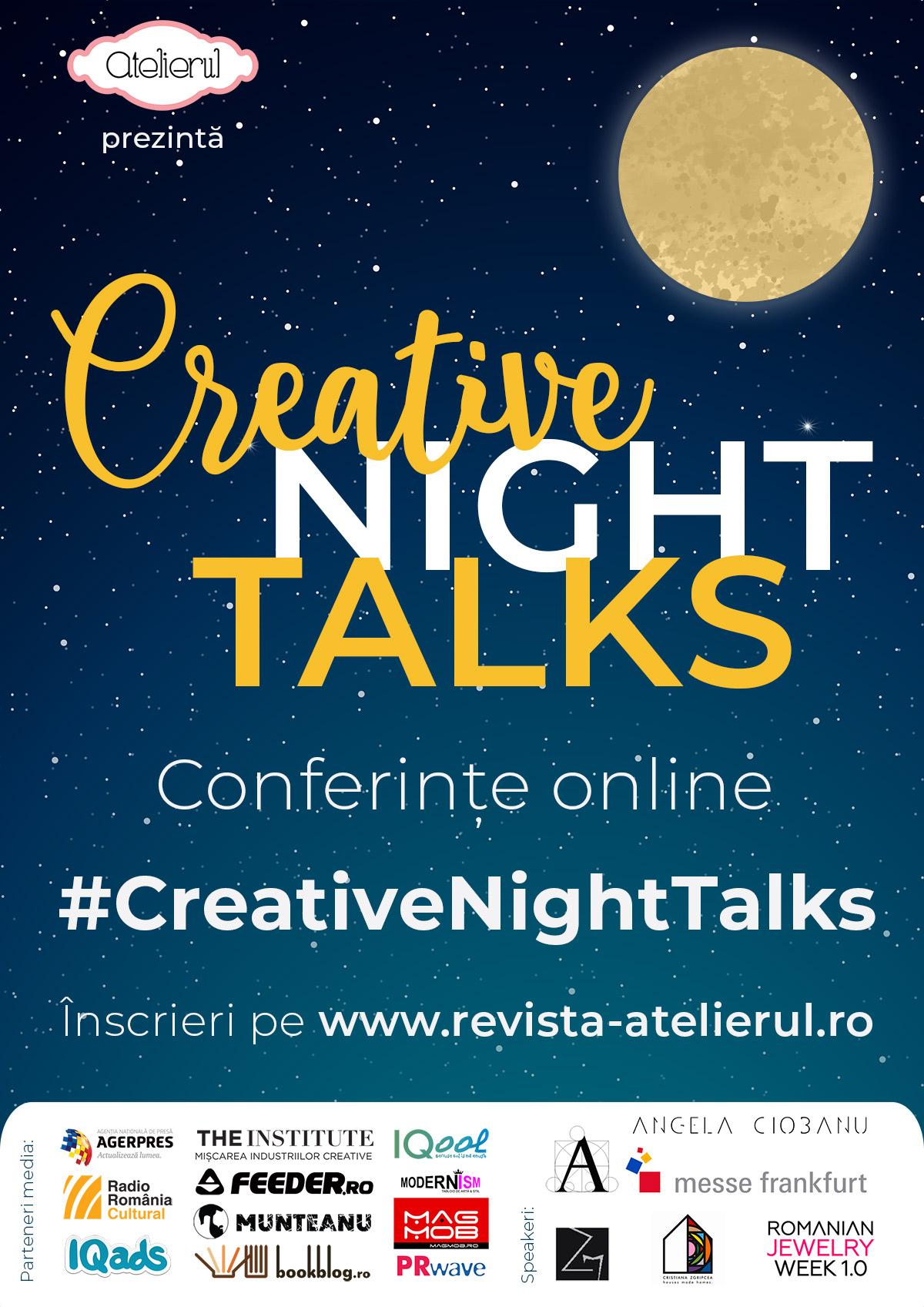 Creative Night Talks