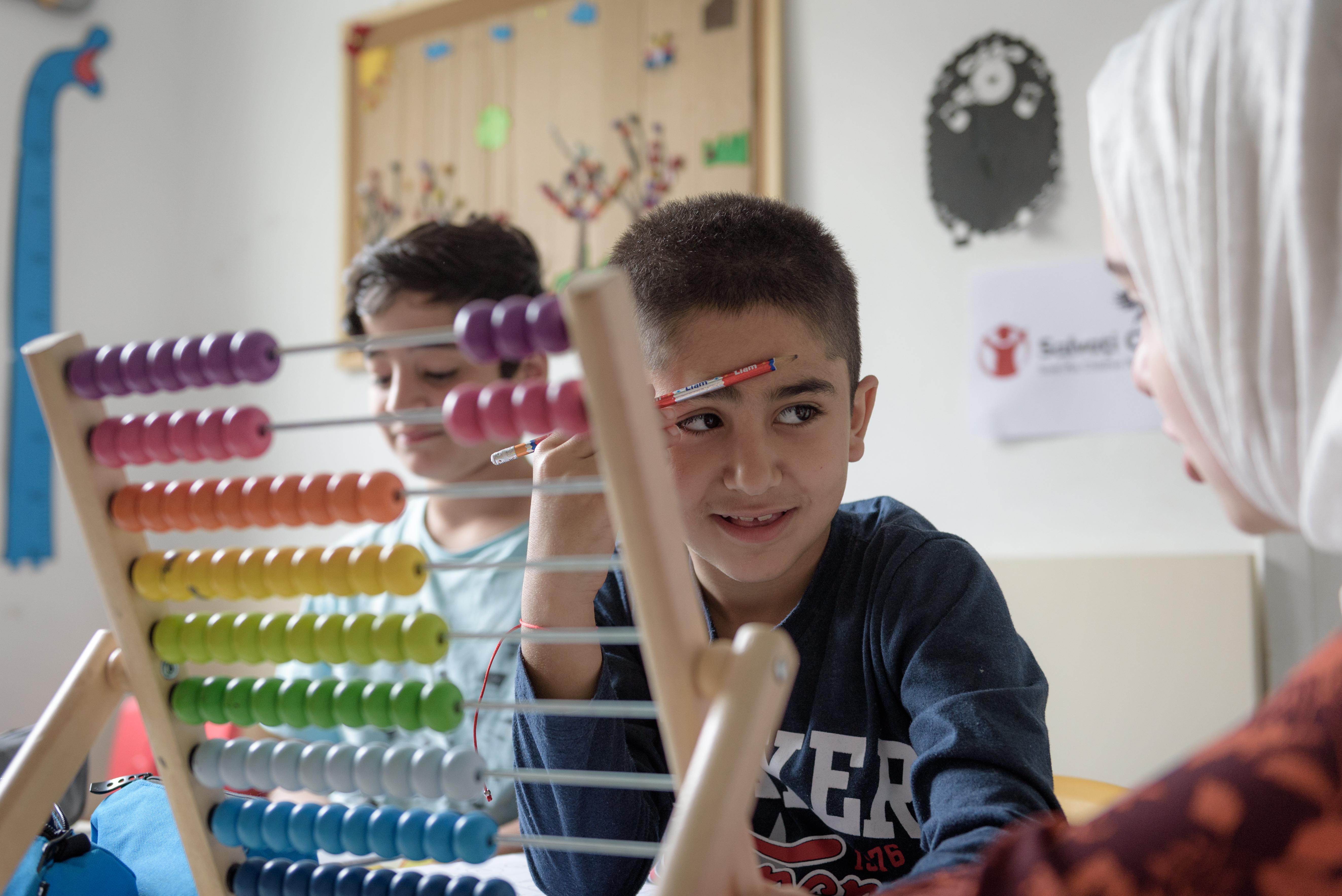 Protectia copiilor solicitanți de azil si refugiati