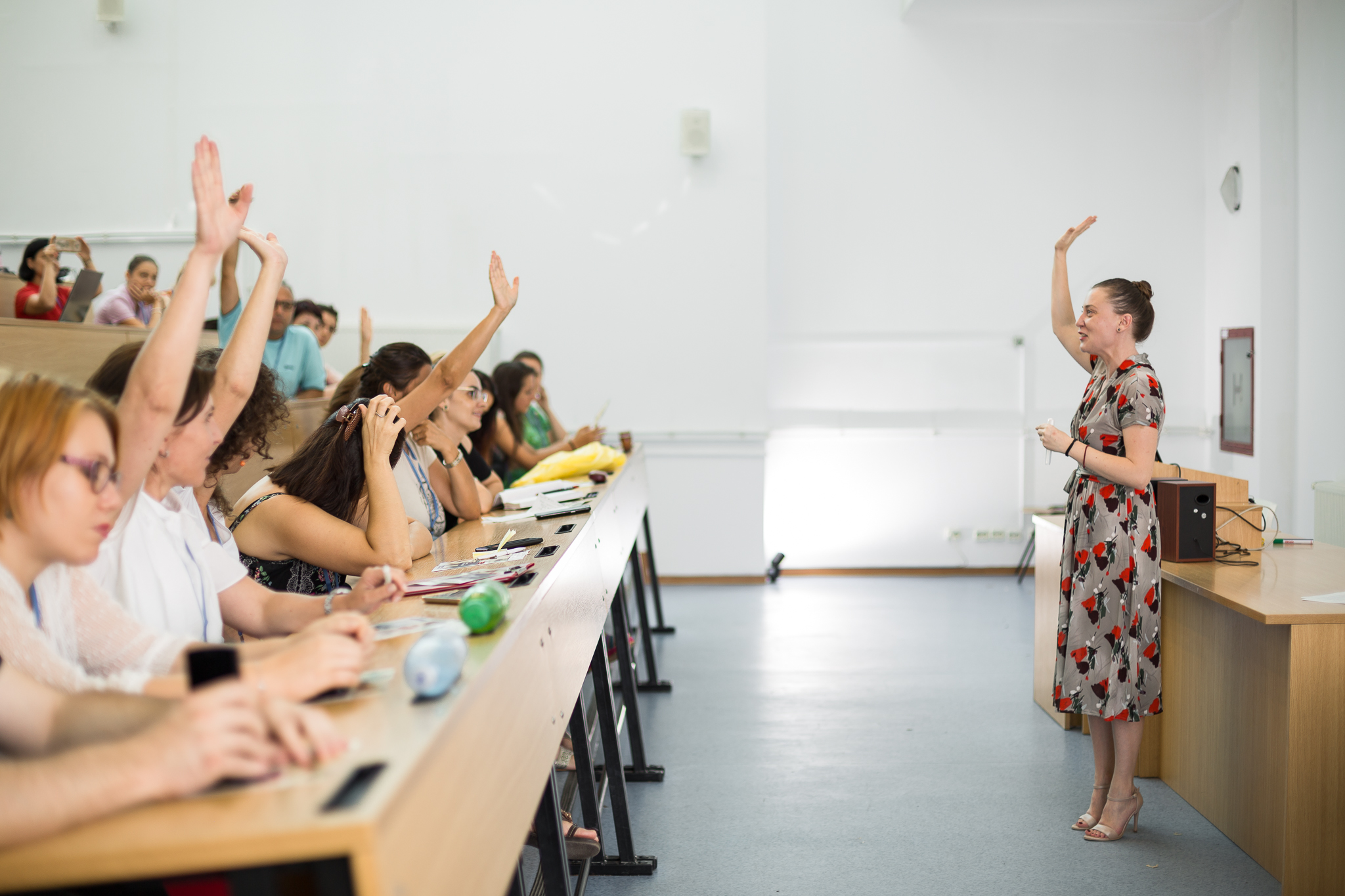 Tabara de leadership pentru profesori si instructori de dezbateri (editia a II-a, 2017)
