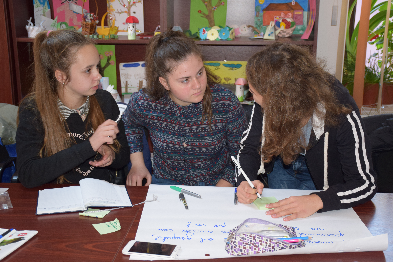 Dezvoltarea Grupurilor de Inițiativă a Copiilor în mediul rural