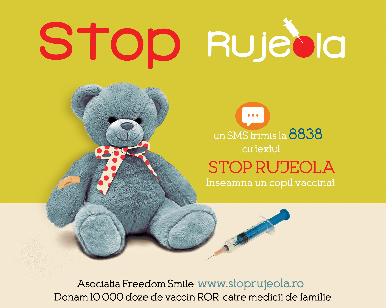 Stop Rujeola