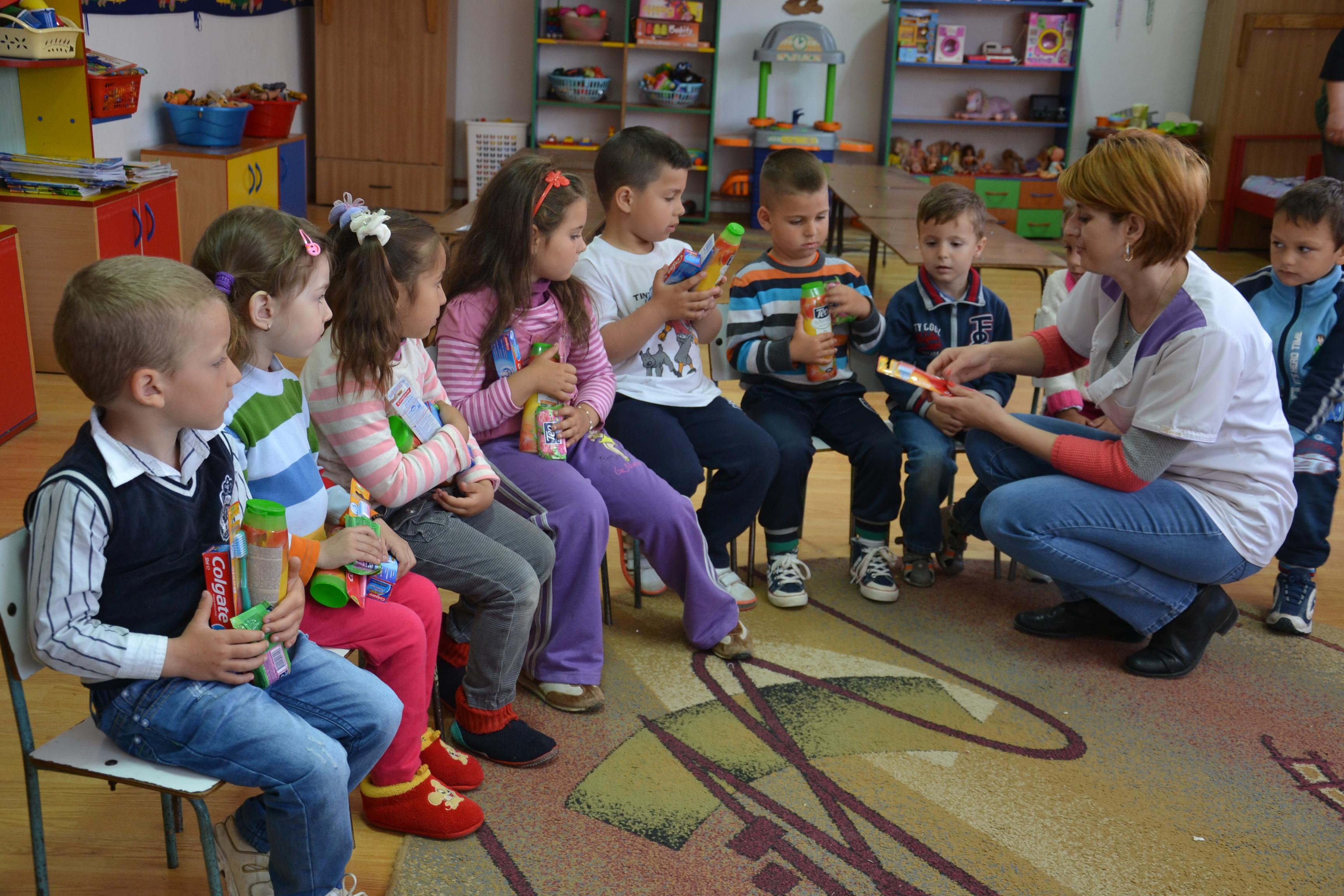 Programele de dezvoltare comunitara World Vision Romania in Dolj si Valcea