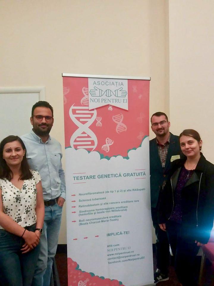 Testare genetica gratuita