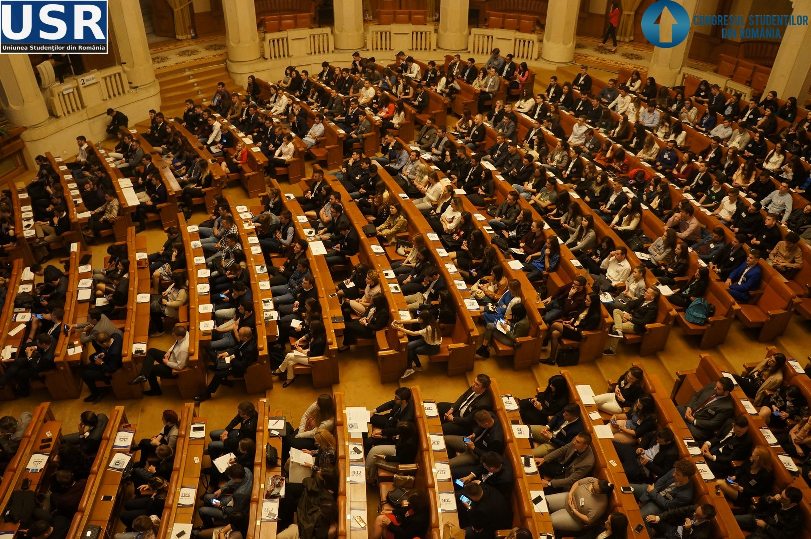 Congresul Studentilor din Romania