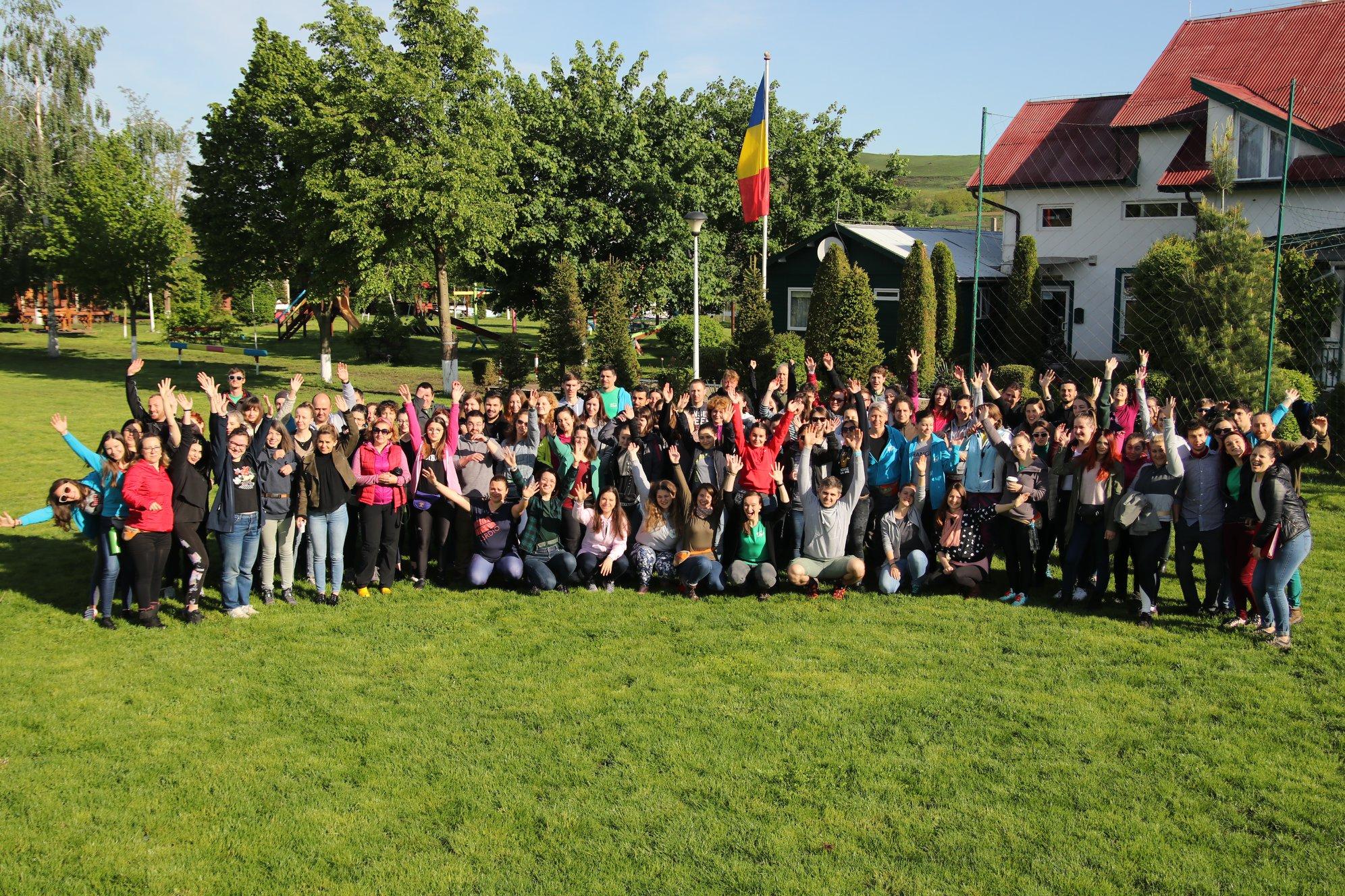 Voluntariatul - primul pas spre profesionalizarea tinerilor