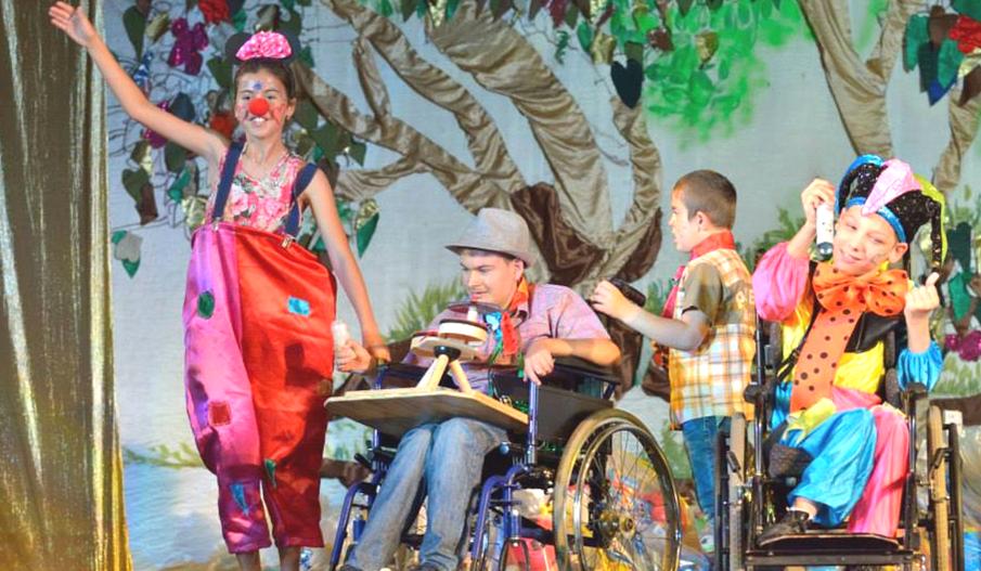 Centrul de zi pentru copii cu dizabilitati Liesti