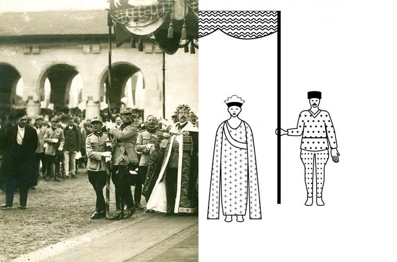 Romania in imagini accesibilizate - Cum se vad 100 de ani de la Marea Unire