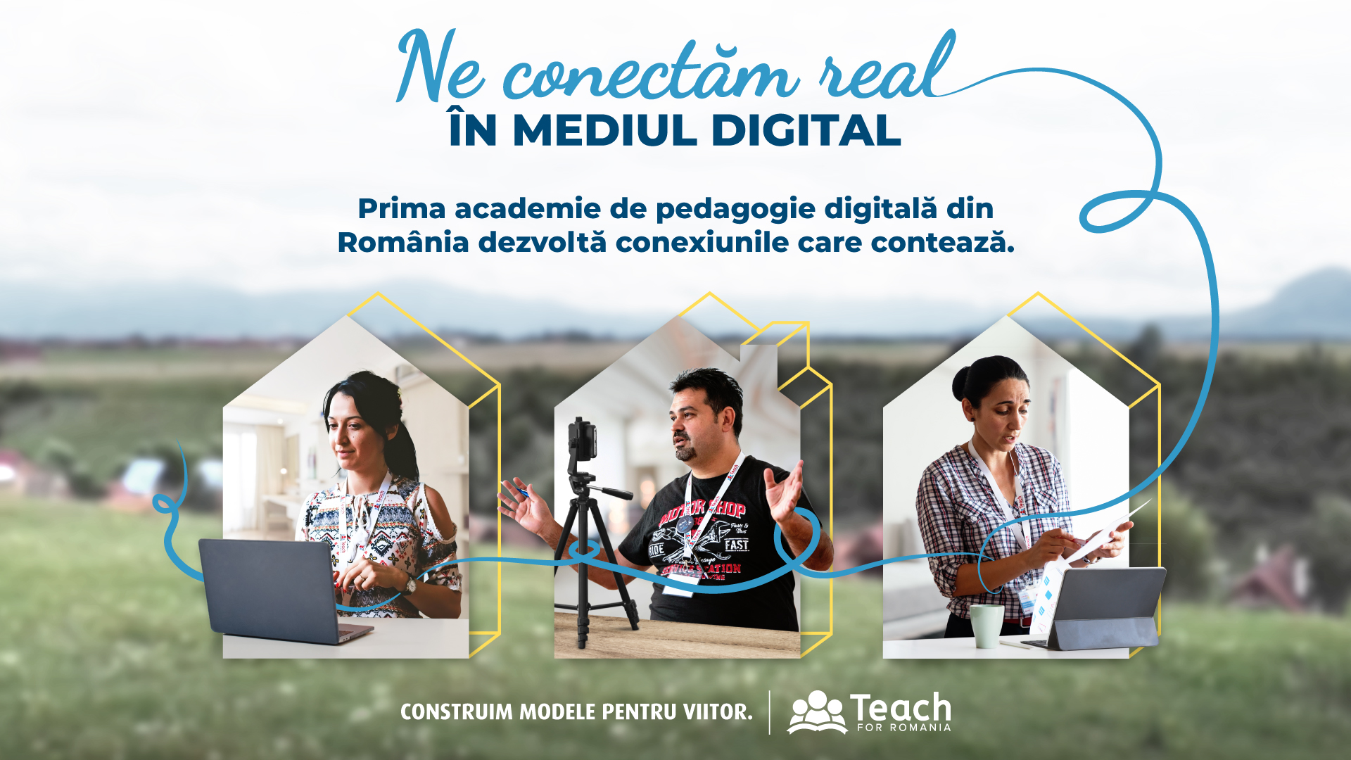 Teach for Romania / Academia de Leadership și Pedagogie Digitală 2020