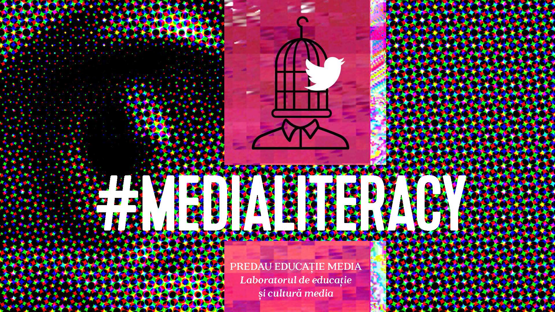 Predau educatie media! - Laboratorul de educatie si cultura media