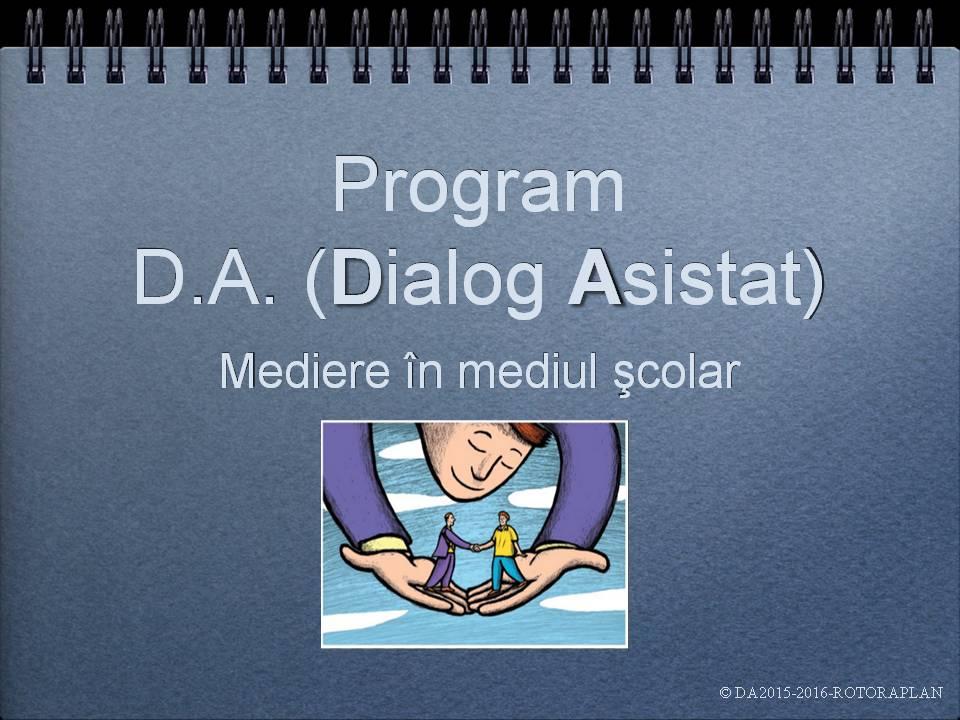 D.A. Dialog Asistat