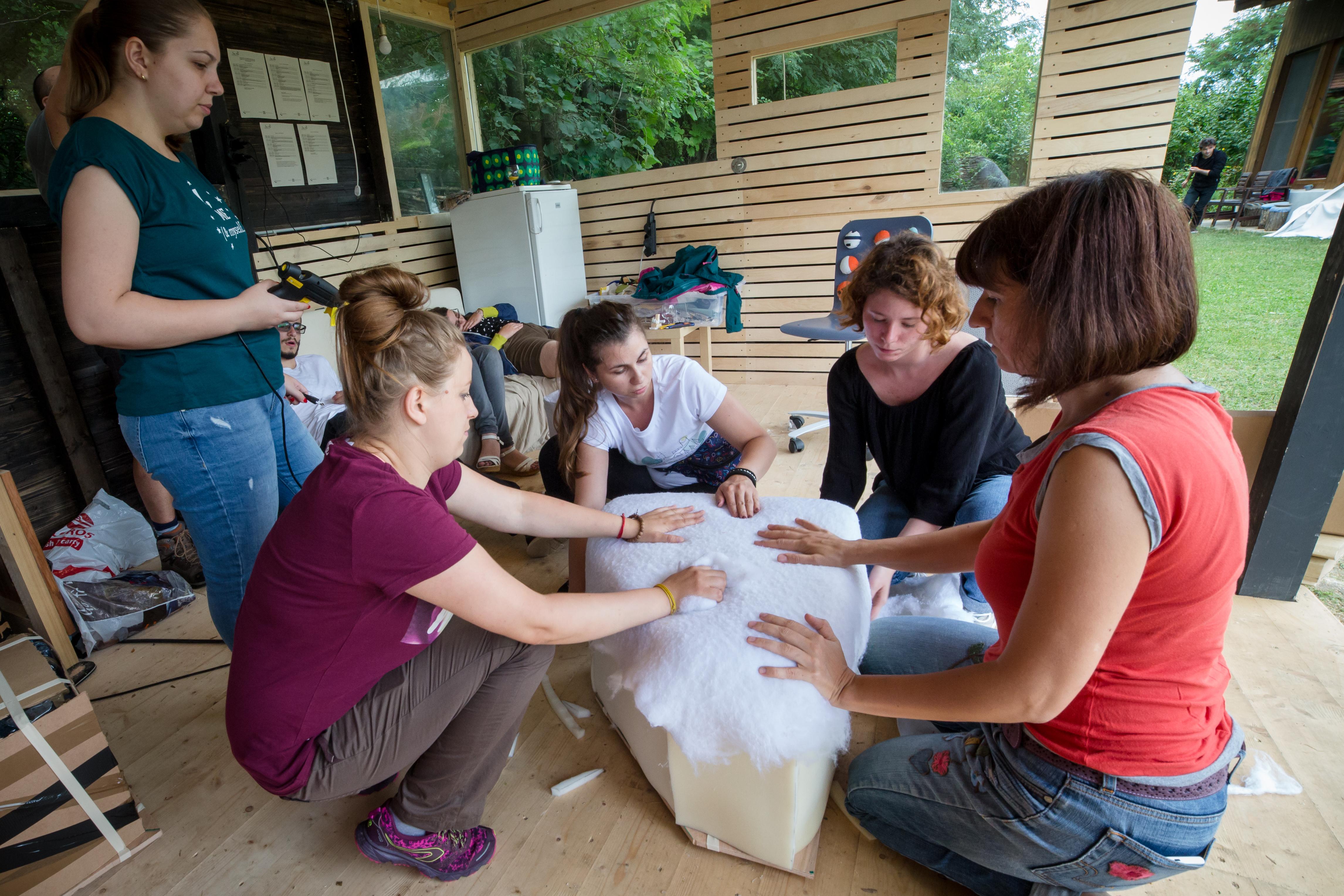 Atelierul de eco design si leadership verde