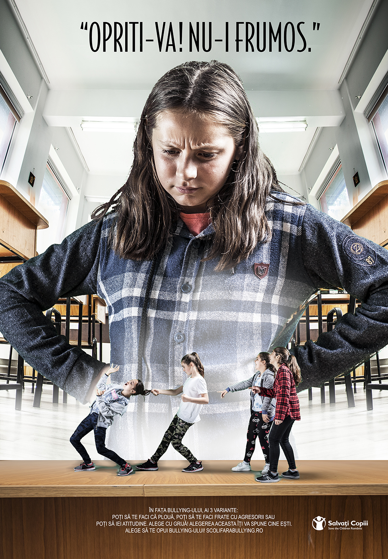 Metodologia anti-bullying Salvati Copiii devine lege