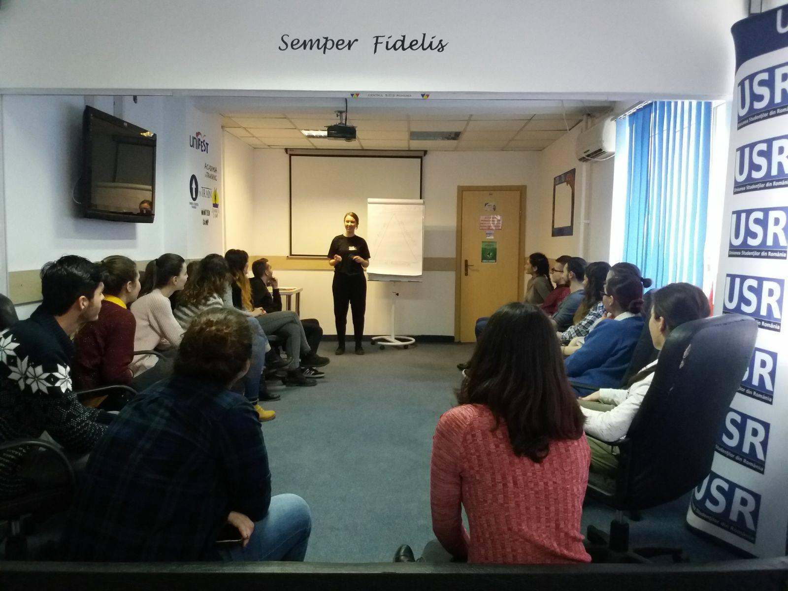 Academia de Training USR
