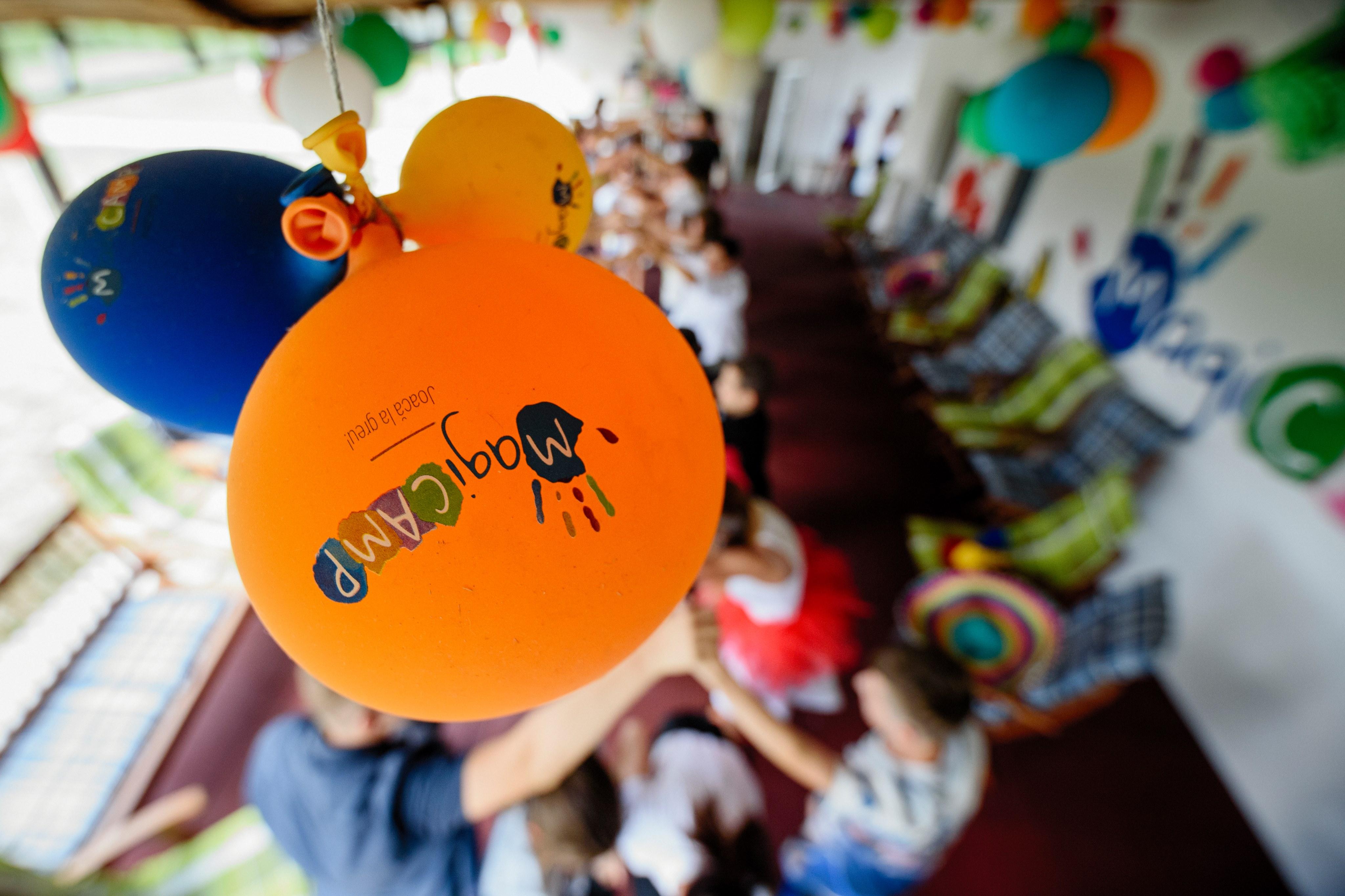 Taberele MagiCAMP, pentru copiii cu afectiuni oncologice