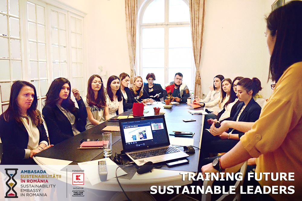 Ambasada Sustenabilitatii in Romania
